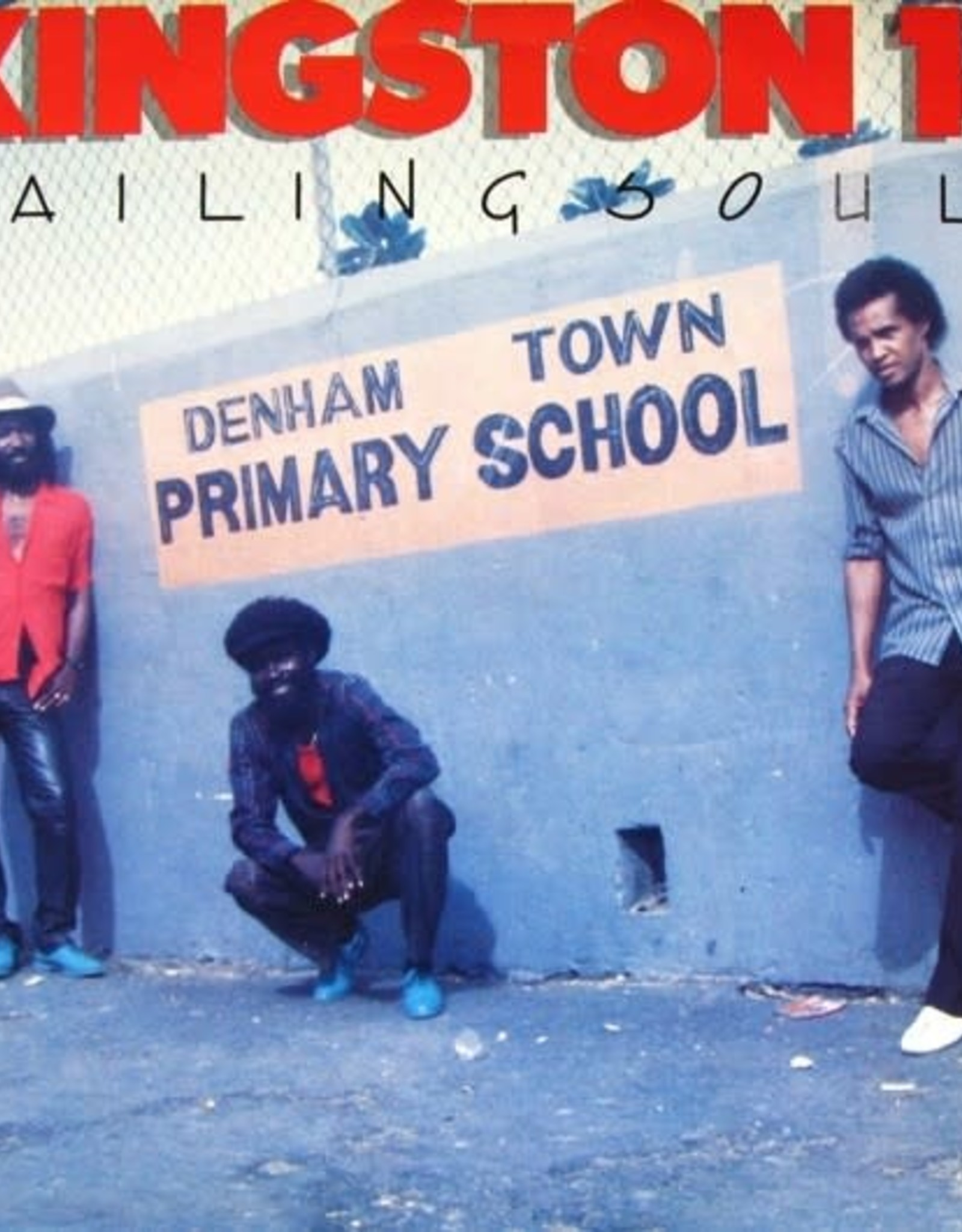 Wailing Souls - Kingston 14