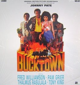 Bucktown - OST by Johnny Pate