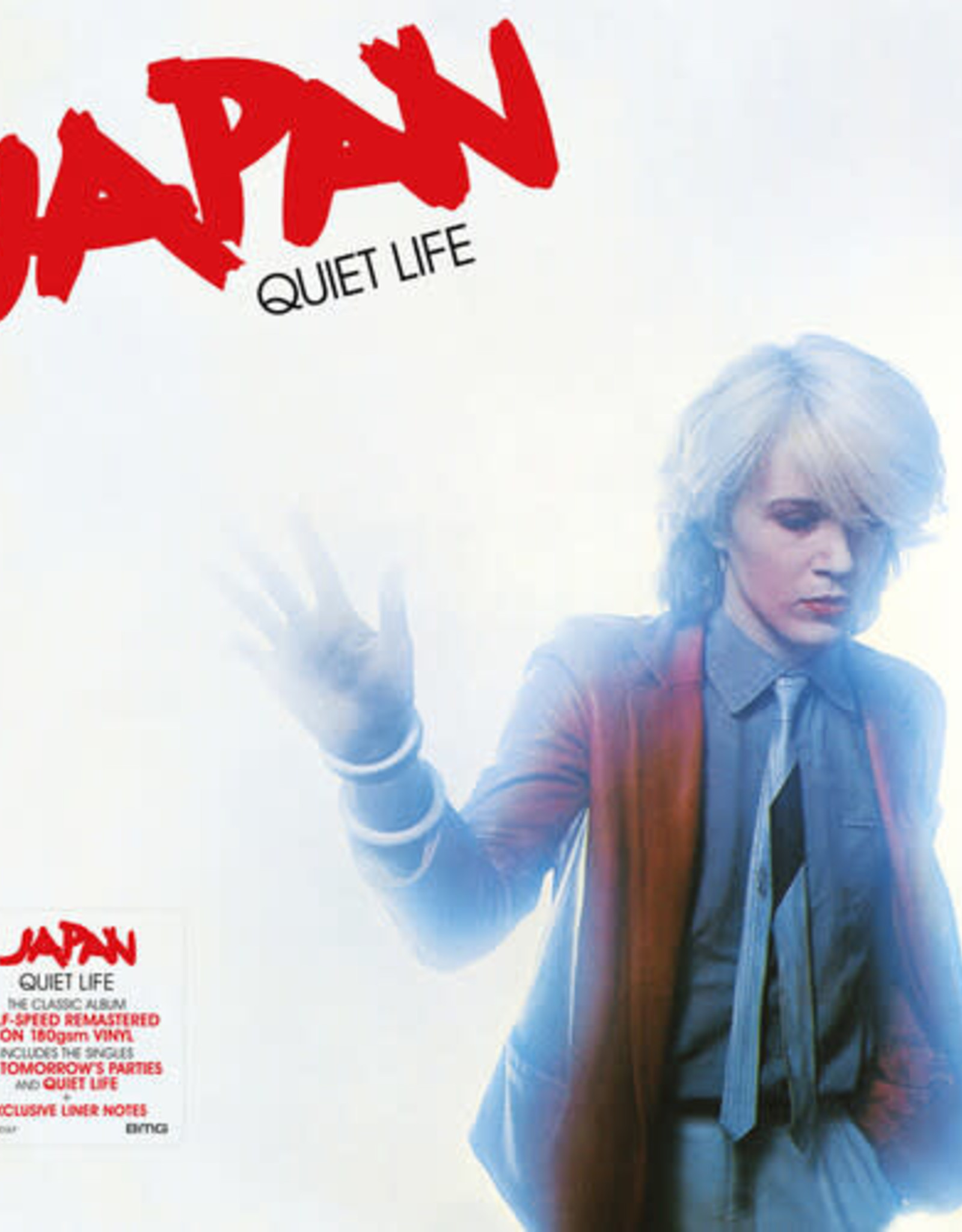 Japan - Quiet Life (Limited Edition, Red Vinyl)