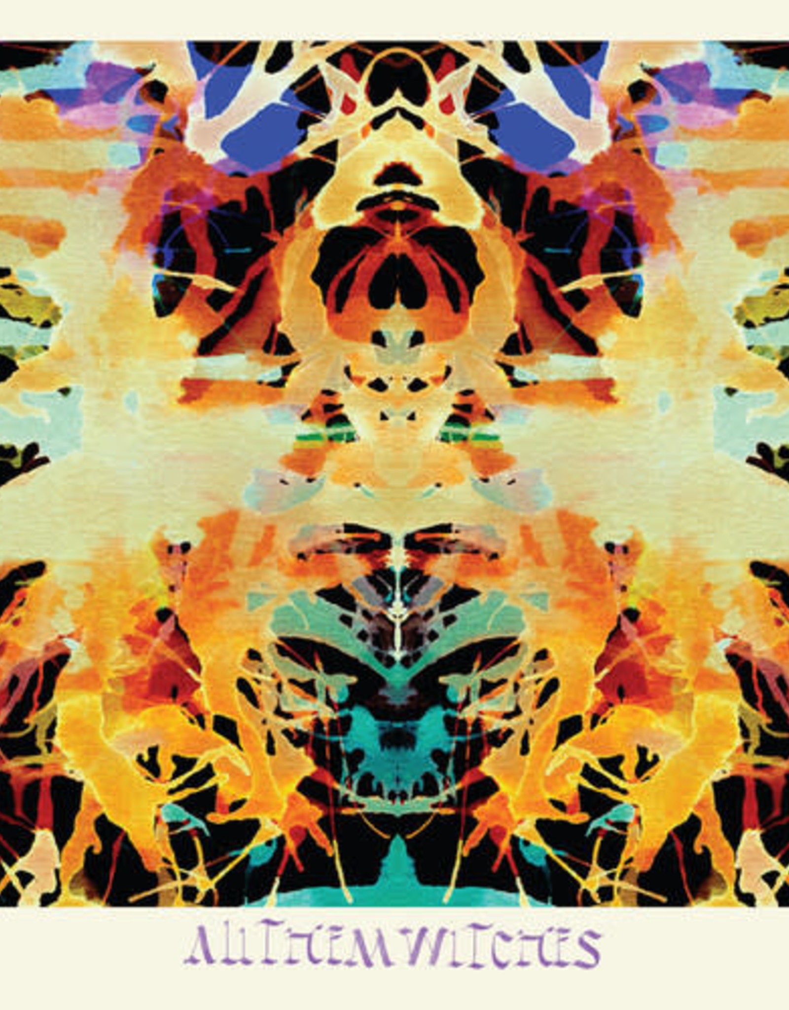 All Them Witches - Sleeping Through The War (150 Gram, Includes Download Card)