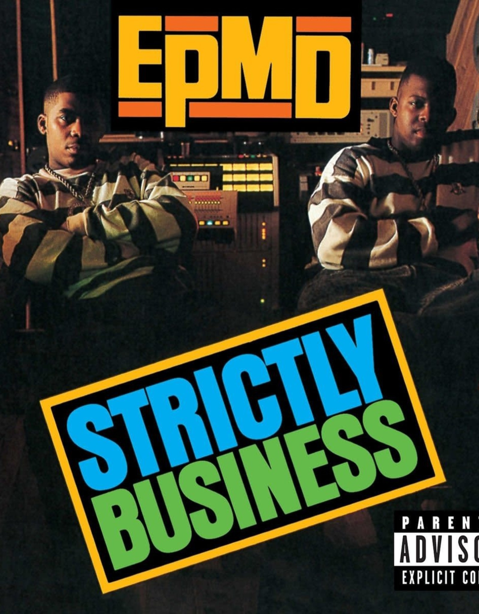 Epmd (2 Lp'S) - Strictly Business