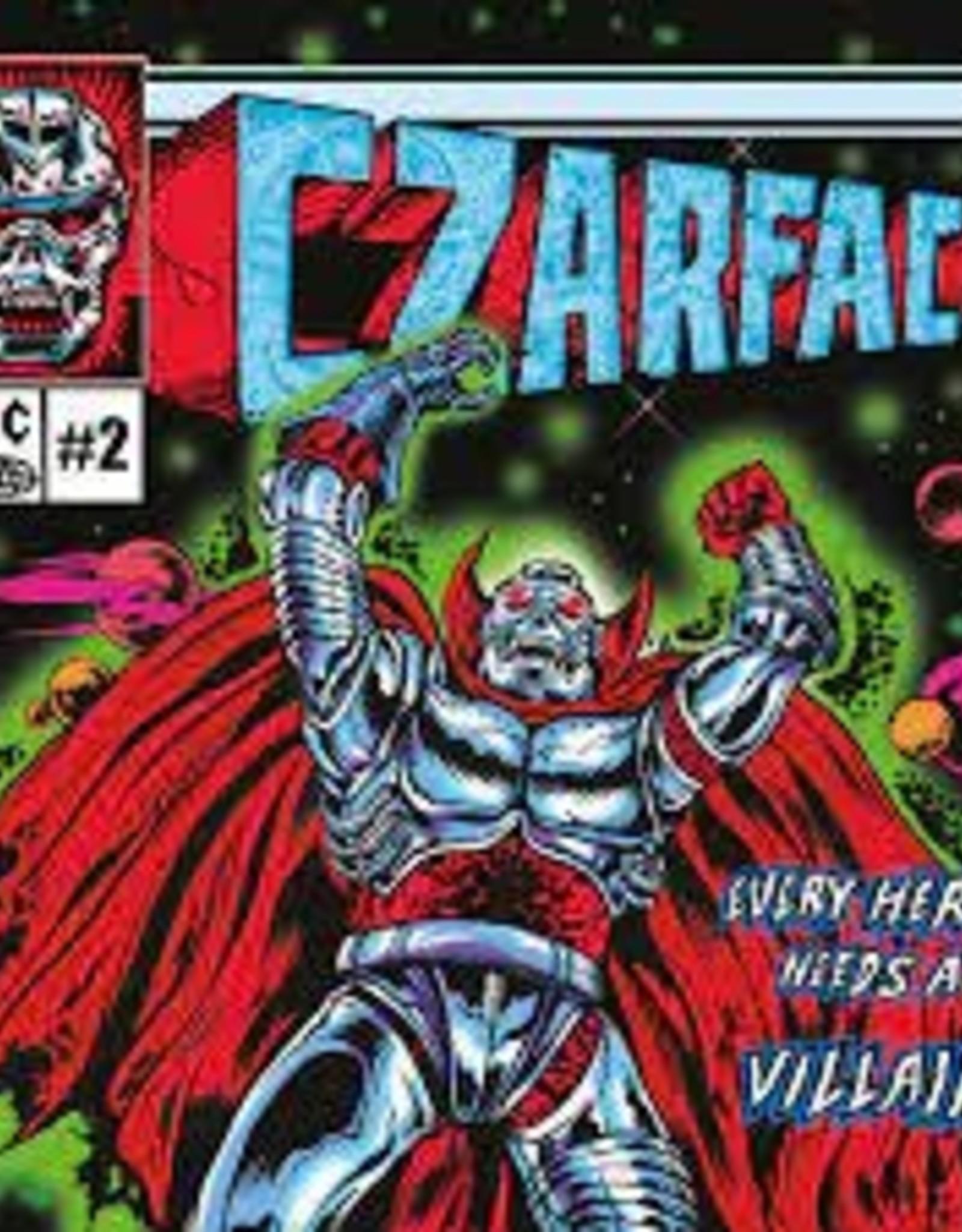 Czarface  - Every Hero Needs A Villain