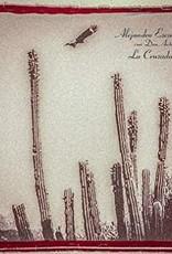 Alejandro Escovedo - La Cruzada (Red, White & Green Striped Vinyl) (RSD 2020)