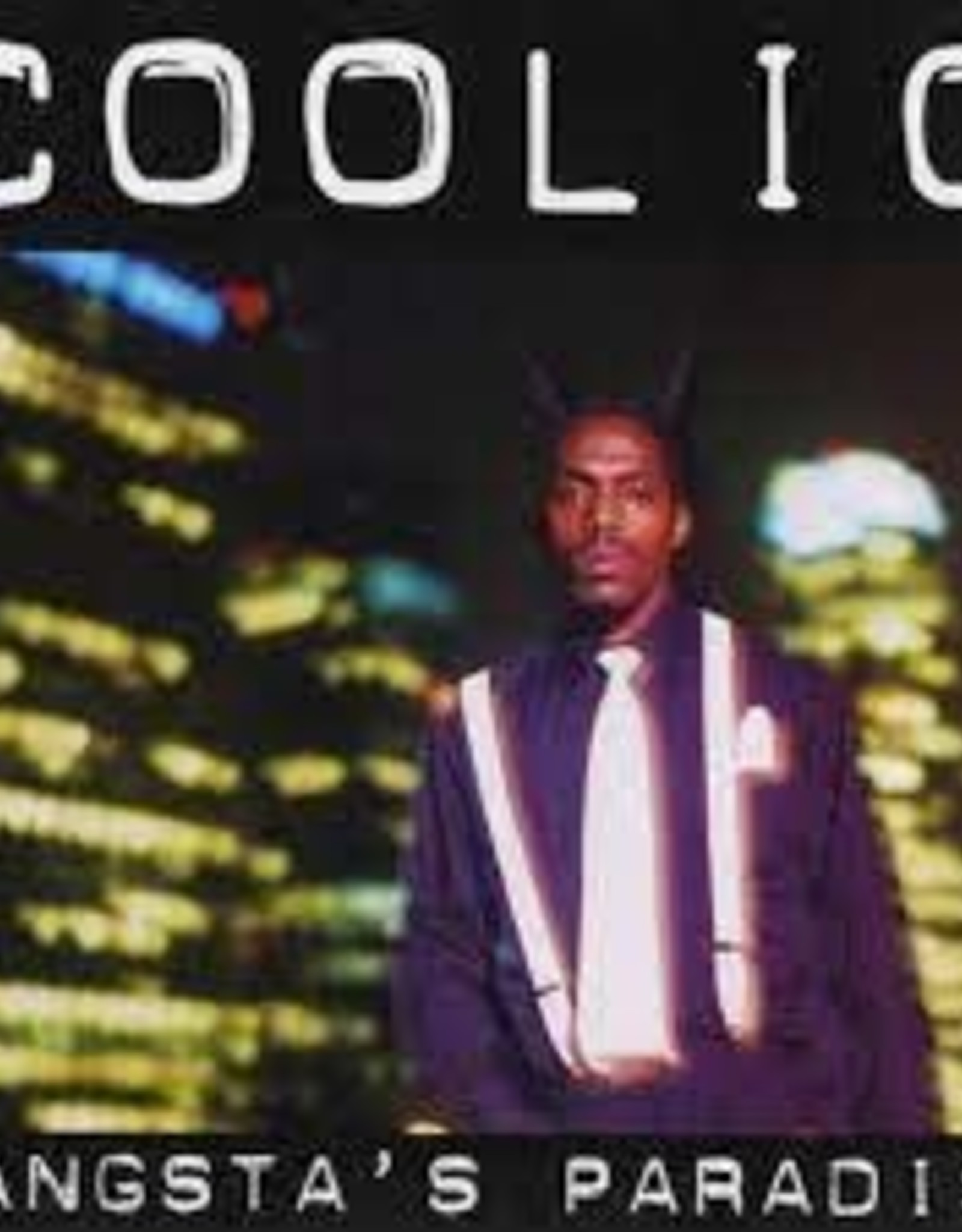 Coolio - Gangsta's Paradise (25TH Anniversary - Remastered) (2LP/180G/RED Vinyl) (RSD 2020)