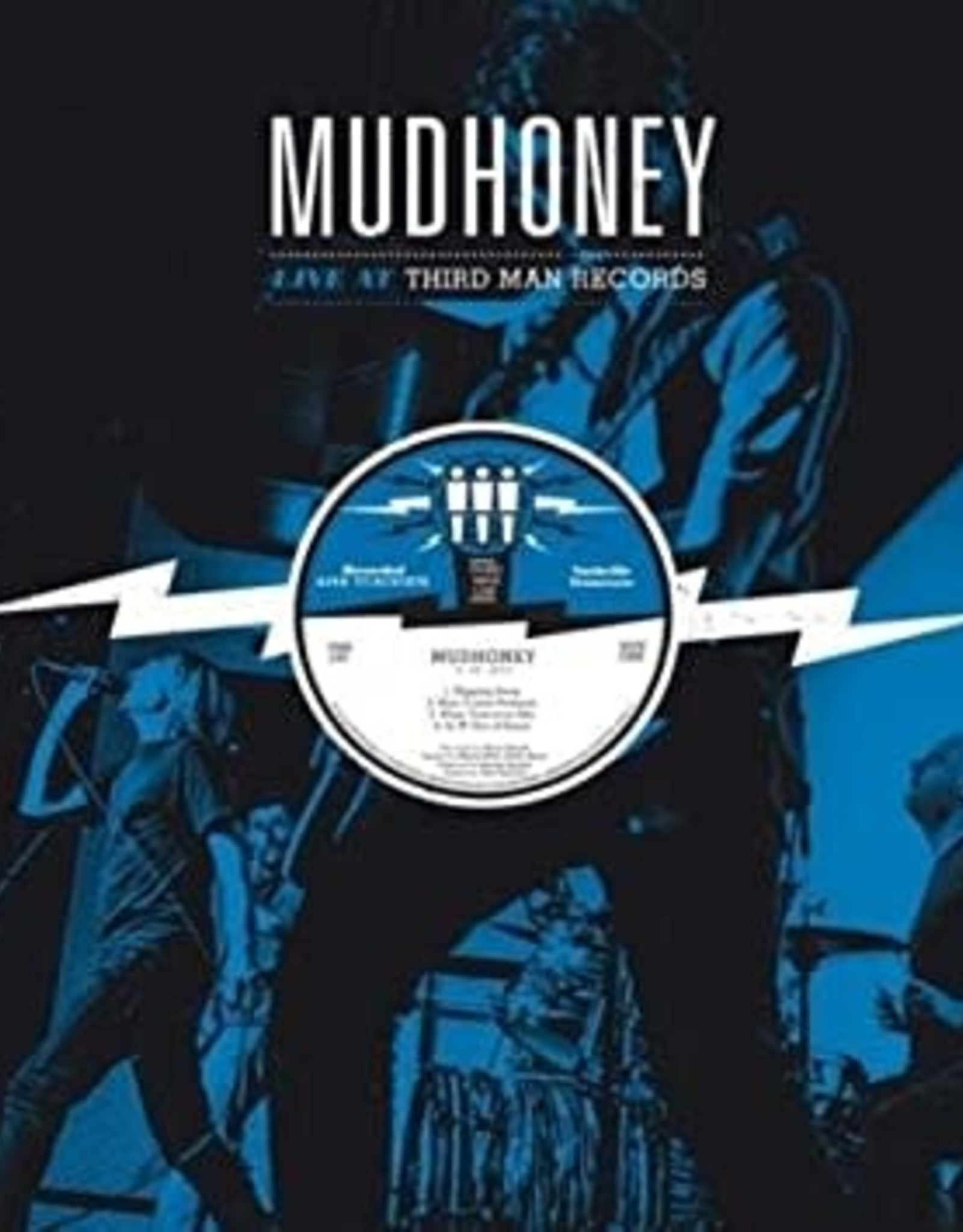 "Mudhoney - Live At Third Man Records (12"" Vinyl)"