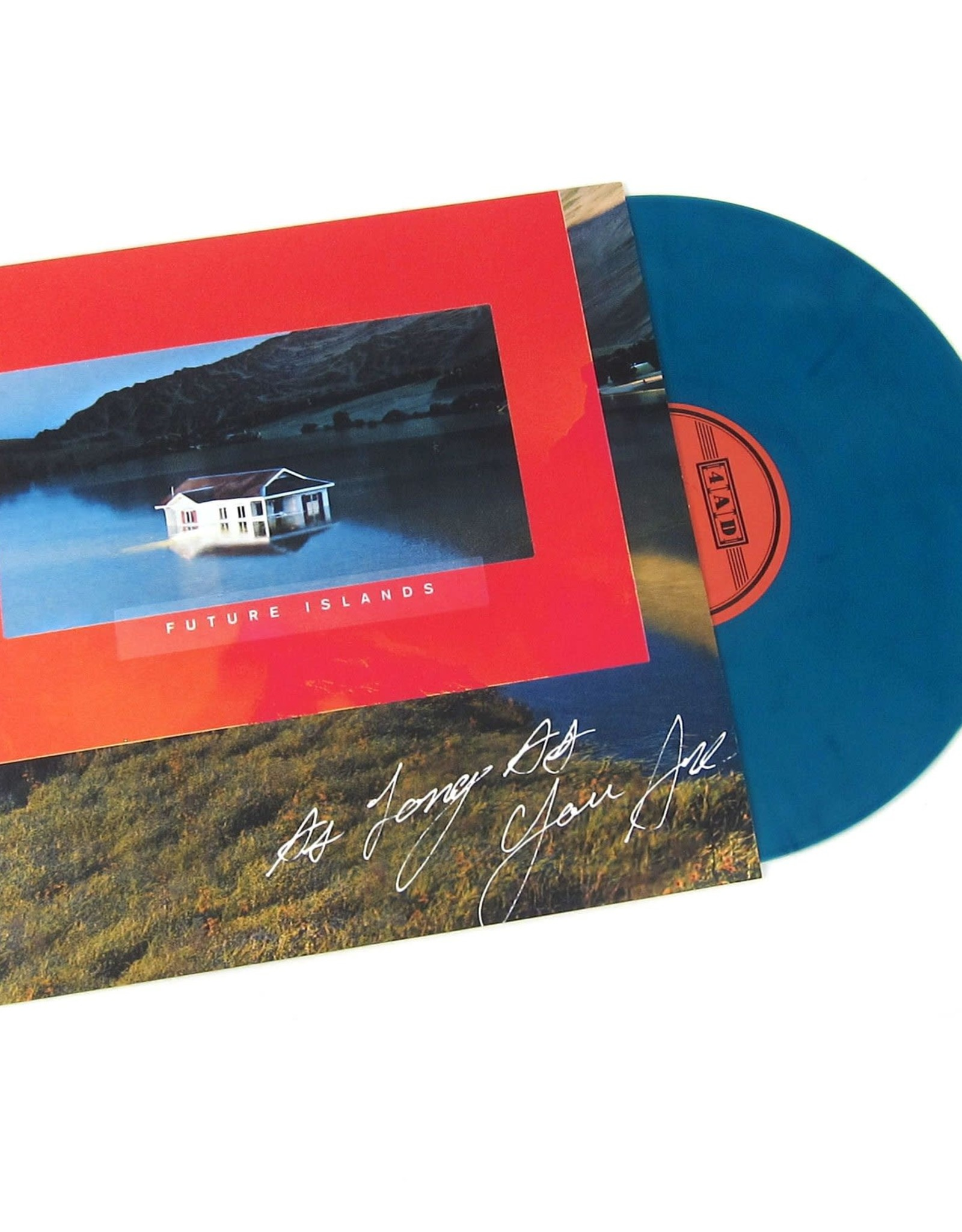 Future Islands - As Long As You Are (INDIE EXCLUSIVE BLUE VINYL)