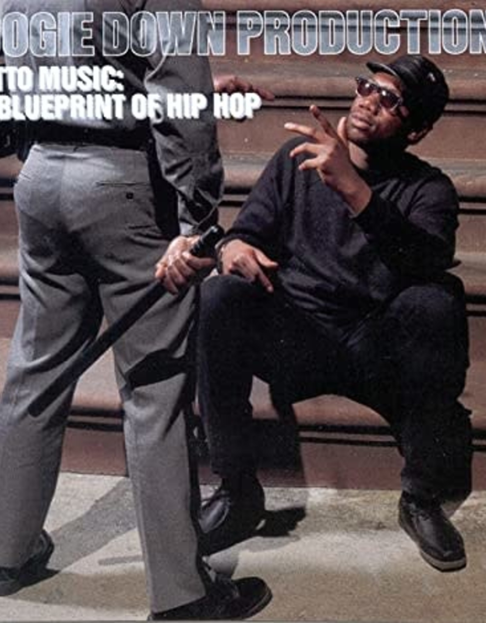 Boogie Down Productionsghetto Music:The Blueprint Of Hi -