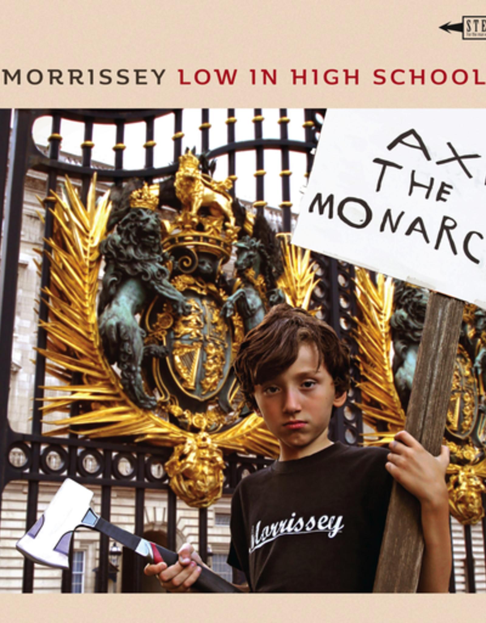 Morrissey - Low In High School (Indie Exclusive, Transparent Green Vinyl)