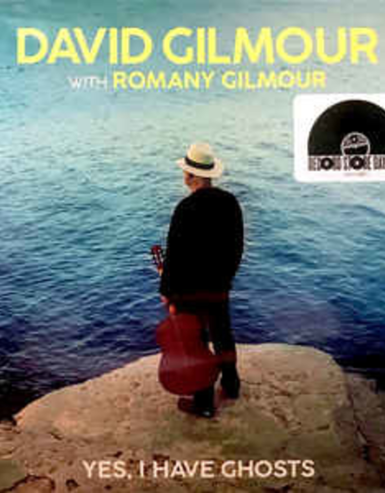 David Gilmour - Yes, I Have Ghosts (RSD 2020 BF)