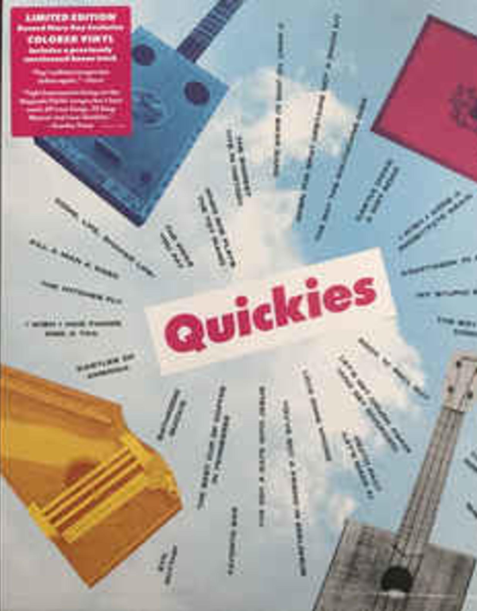 Magnetic Fields - Quickies (Transparent Magenta Vinyl) (RSD 2020 BF)