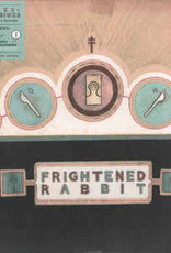 """Frightened Rabbit - The Winter of Mixed Drinks (Limited 10 Year Anniversary Edition) (Ice Blue Vinyl LP+7"""""""