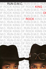 Run DMC - King of Rock (Red Vinyl)