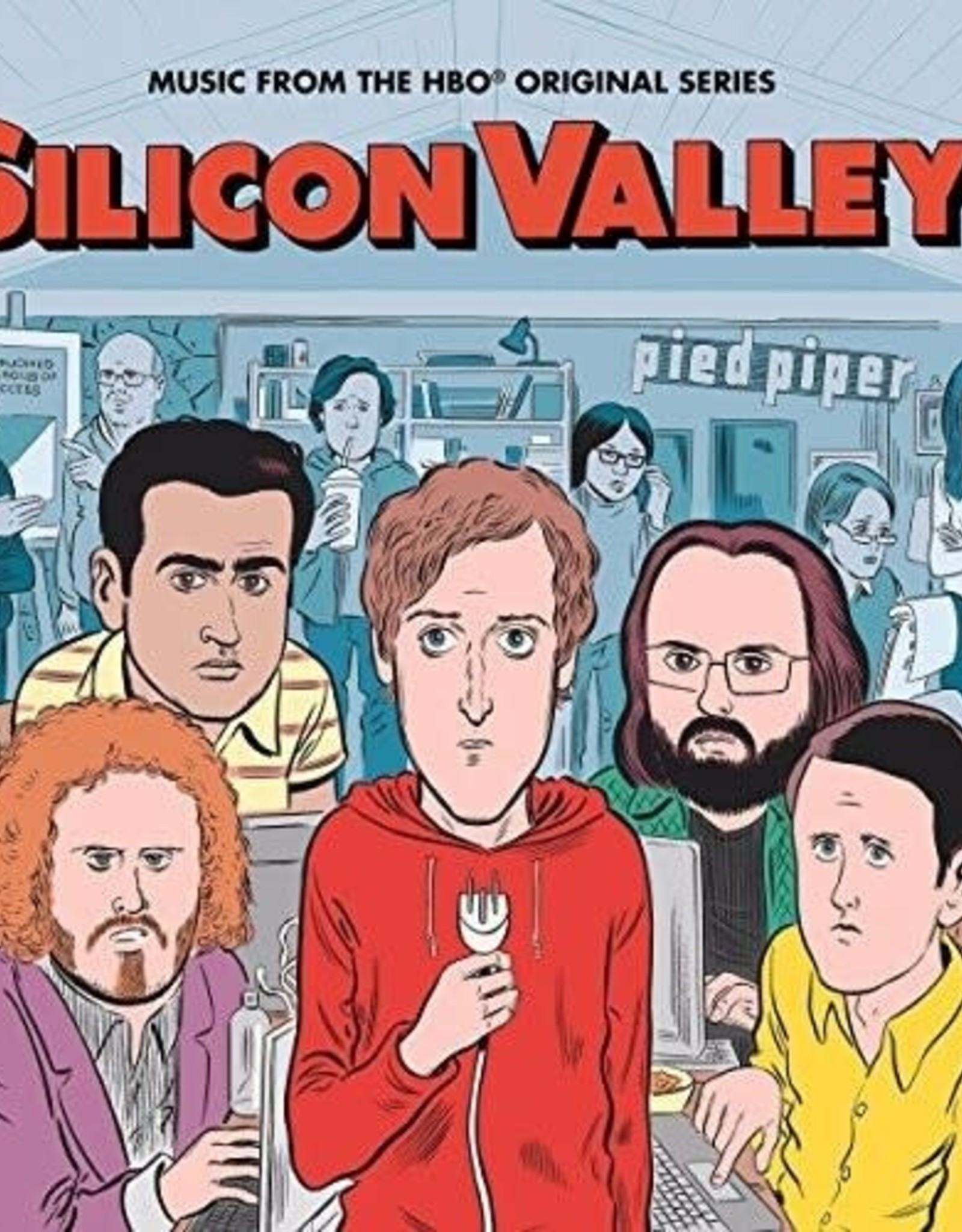 Silicon Valley Ost - Dj Shadow - Too $Hort - Nas - Run The Jewels - Wu-Tang Clan - Danny Brown - Dr. Octagon - Onyx