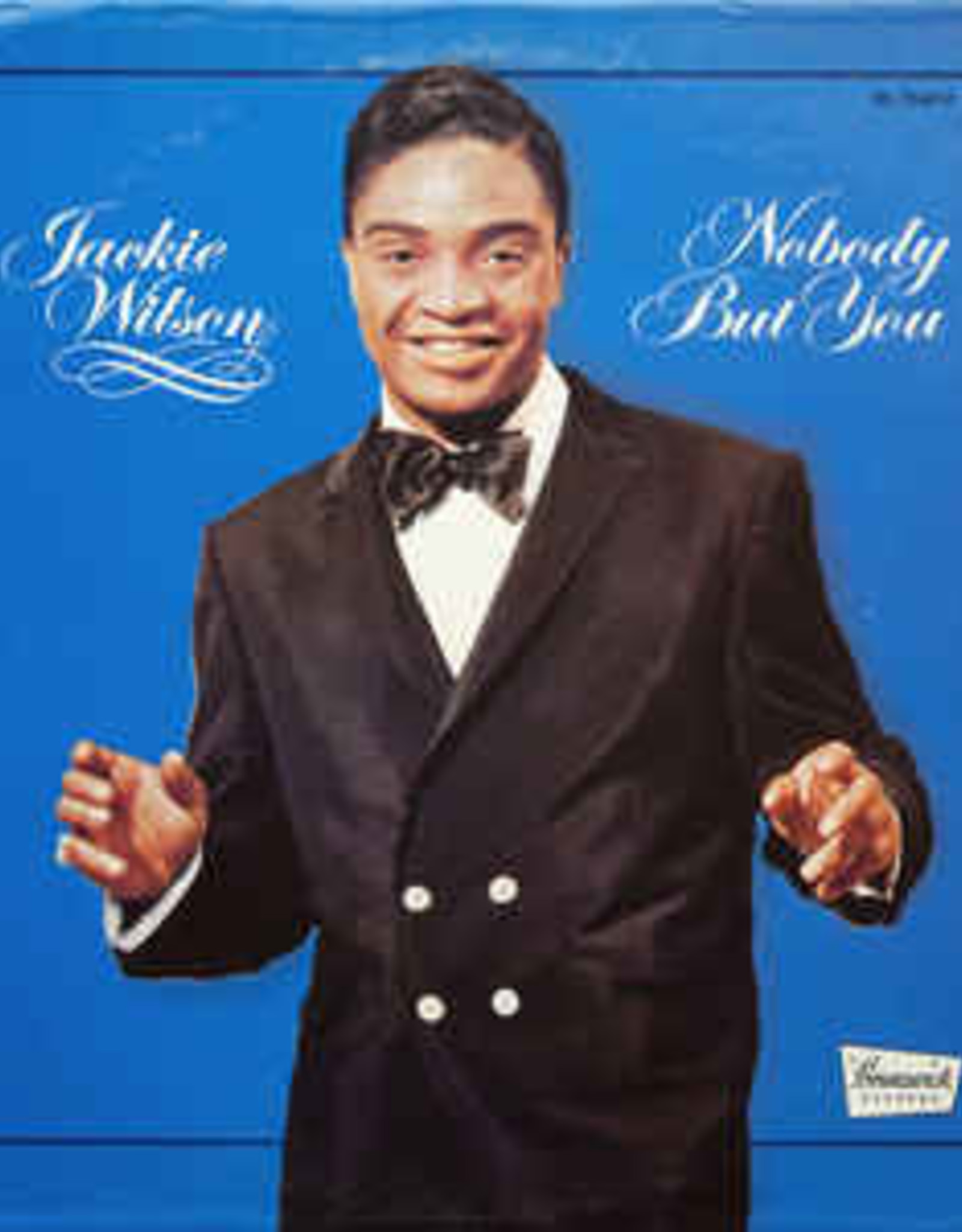 Jackie Wilson - Nobody But You (180 Gram)