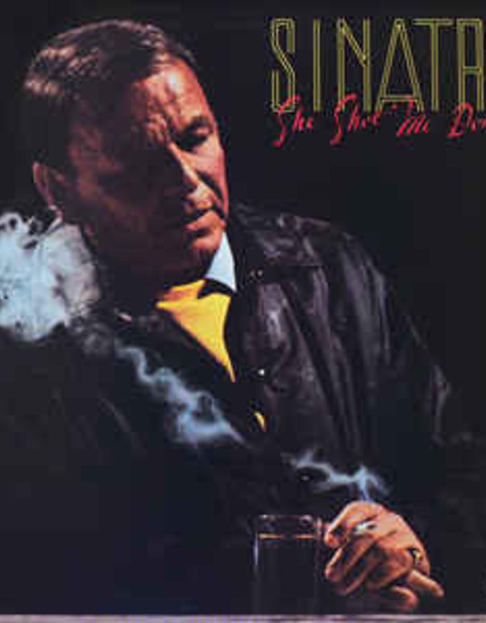 Frank Sinatra - She Shot Me Down (cutout slit)