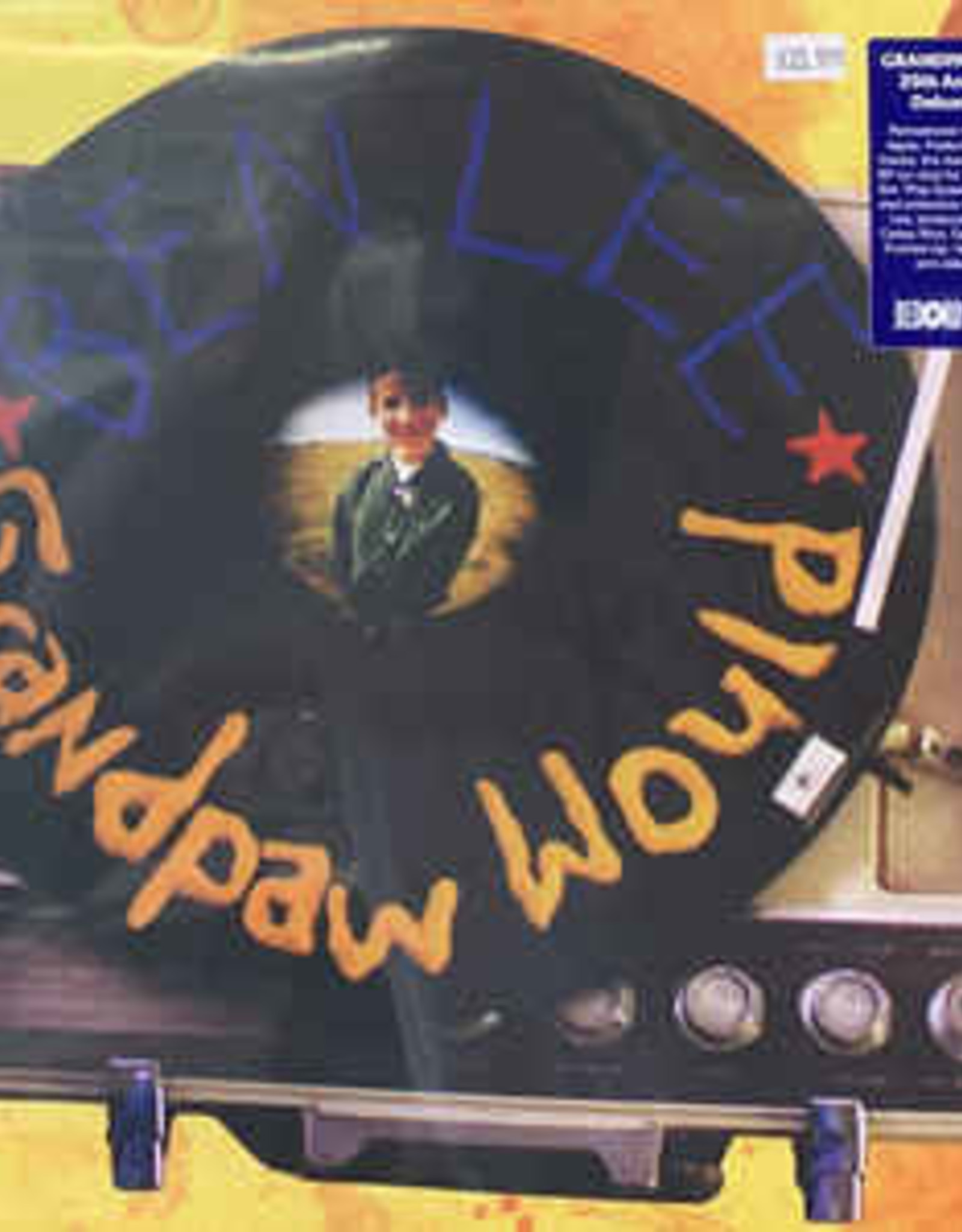 Ben Lee - Grandpaw Would (25Th Anniversary Deluxe Edition) (Birthday Cake Vinyl) (RSD 2020)