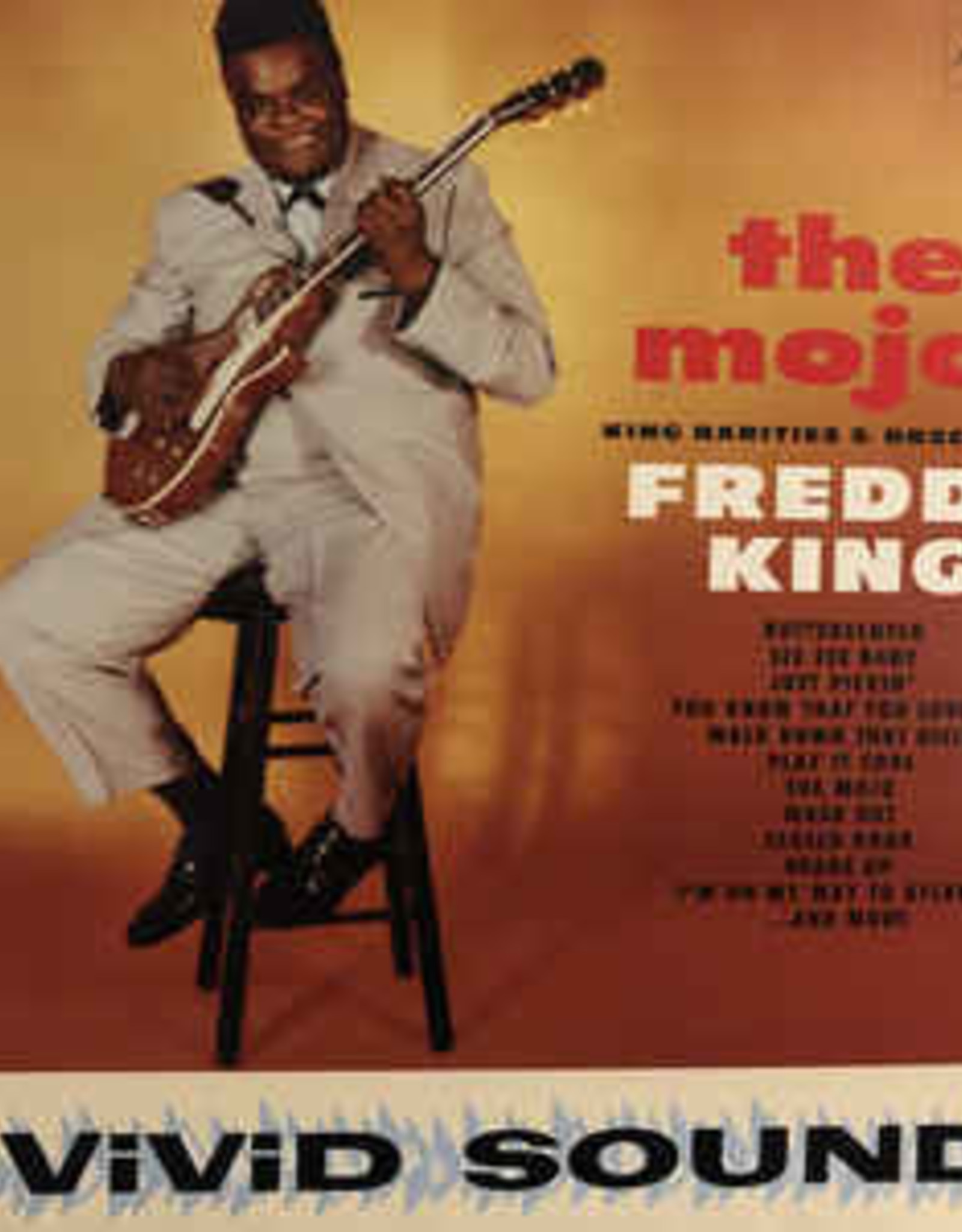 Freddy King - Mojo! King Rarities & Obscurities (Gold Vinyl) (Rsd 2019)