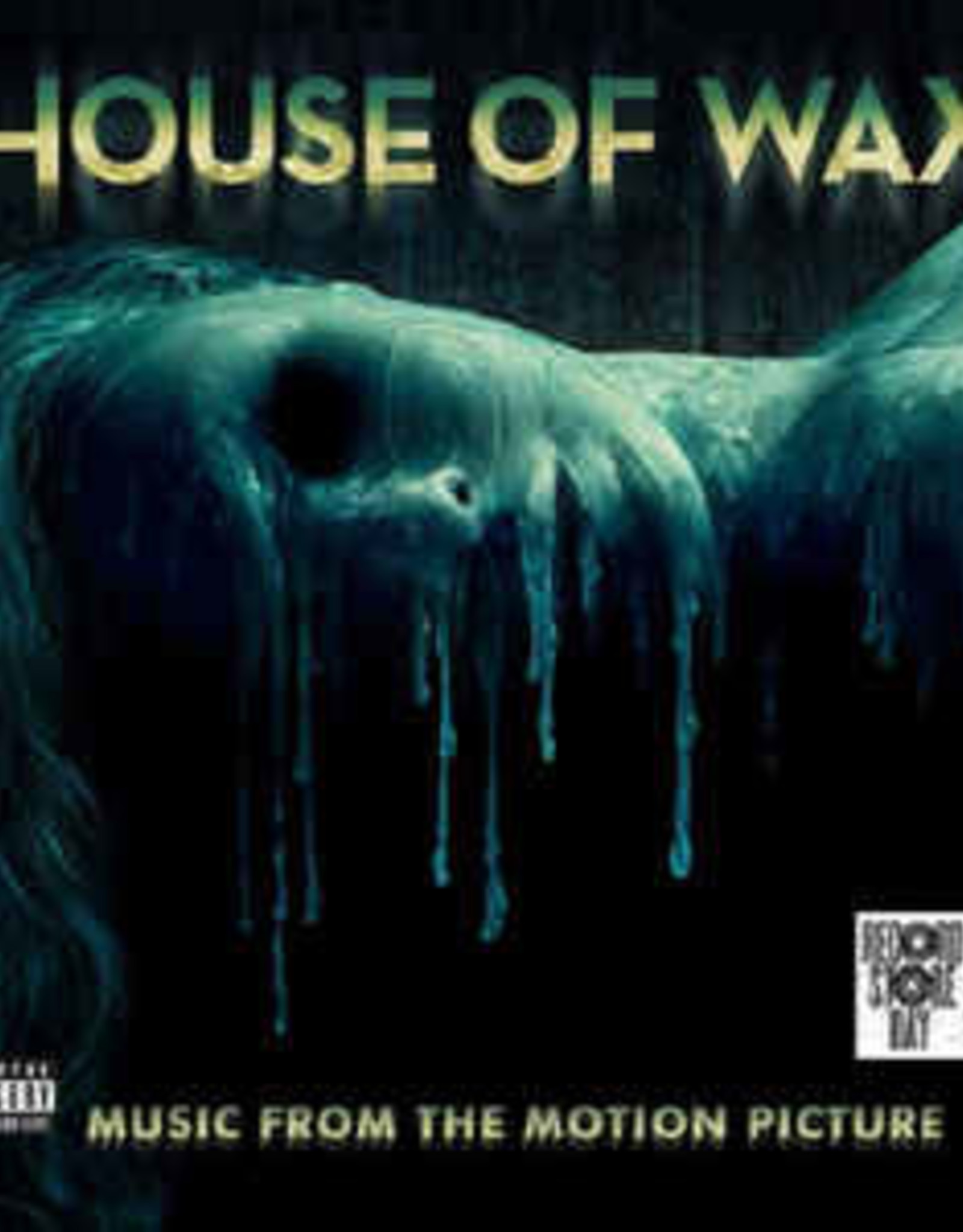 House Of Wax Soundtrack - House Of Wax Music From The Motion Picture (Explicit)(2Lp Coke Bottle Clear Lp) (RSD 2019)