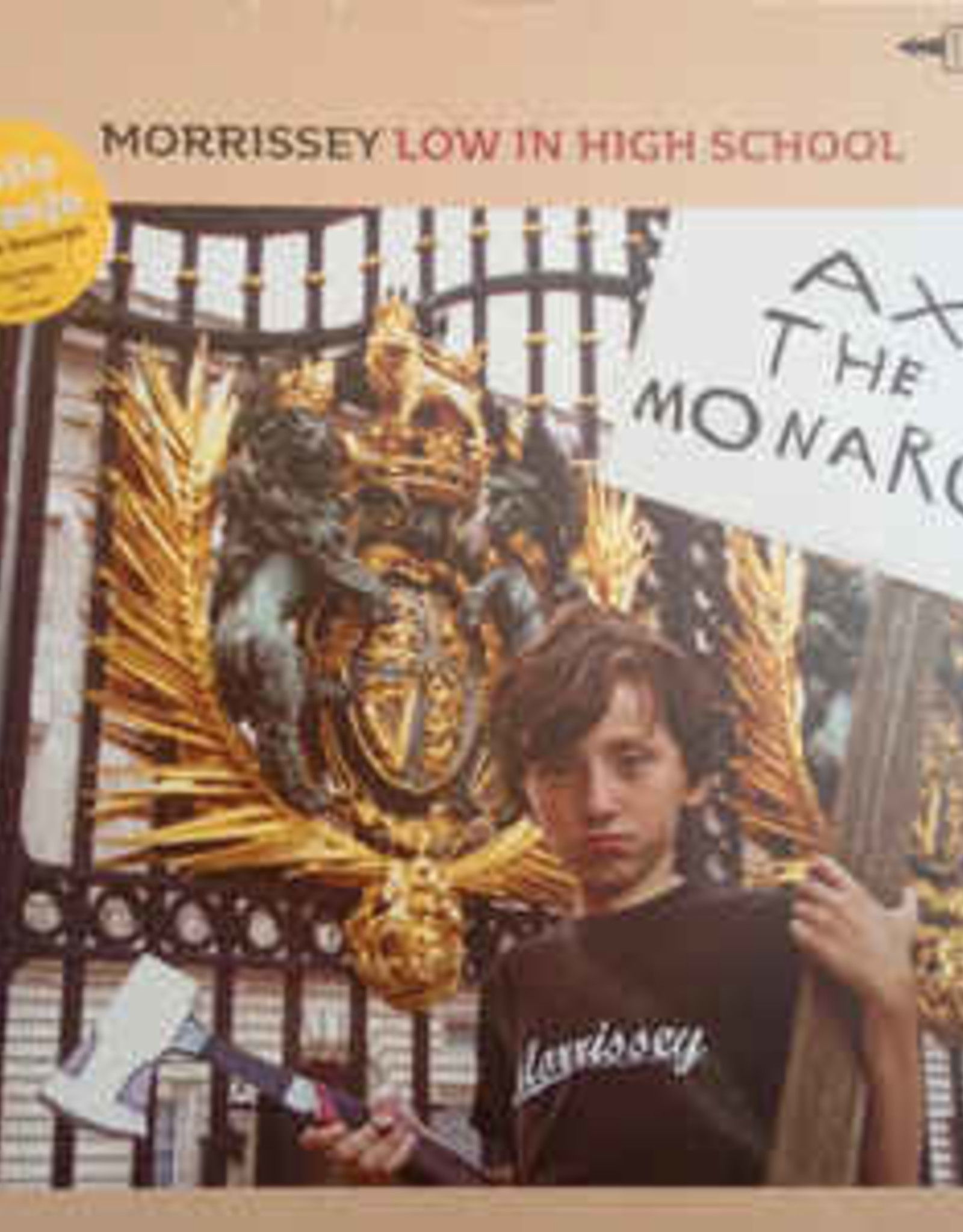 Morrissey - Low In High School (Spanish Version) (Transparent Orange Vinyl)