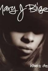 Mary J. Blige - What's the 411? (Orange Vinyl)