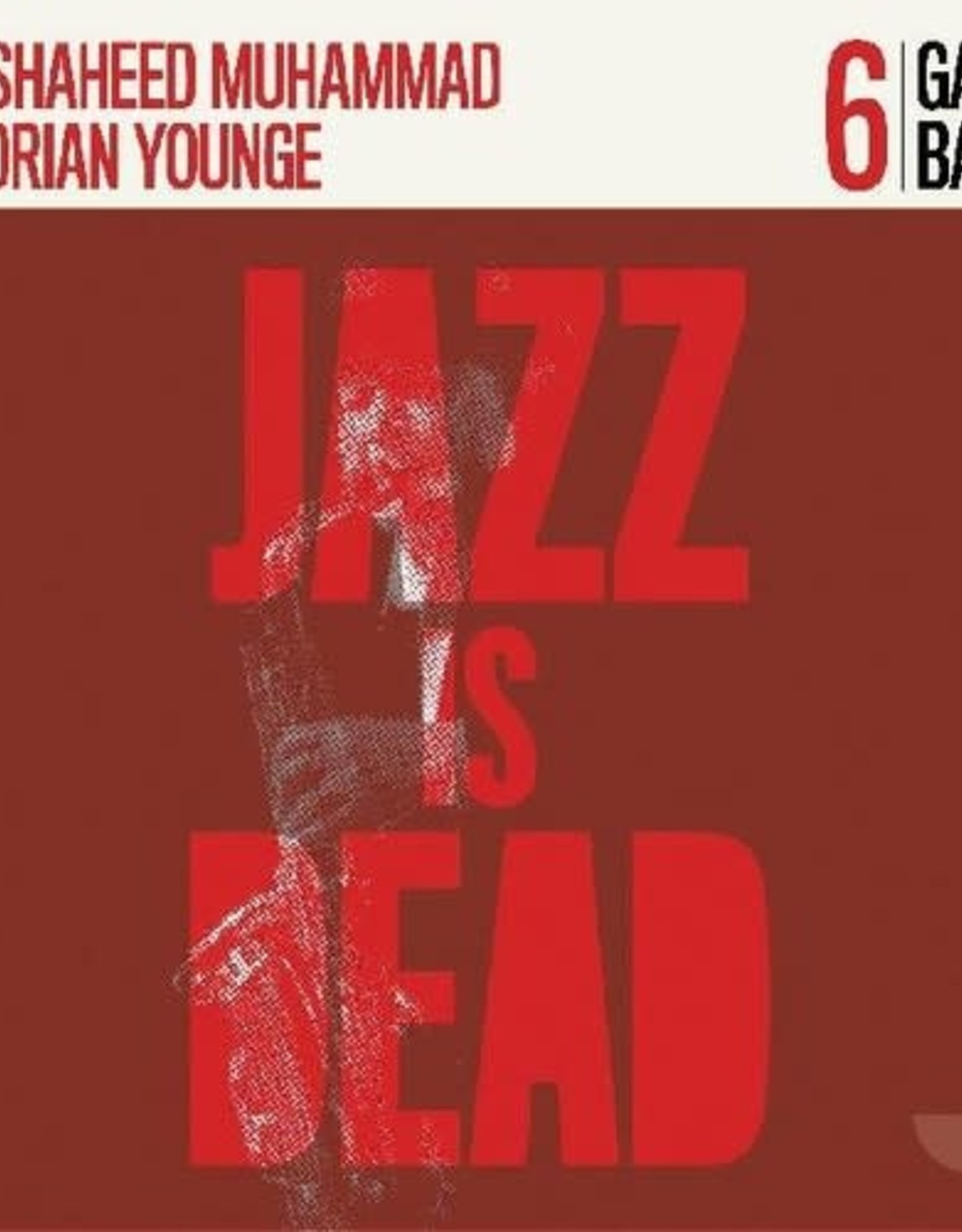 Ali Shaheed Muhammad & Adrian Younge - Gary Bartz JID006