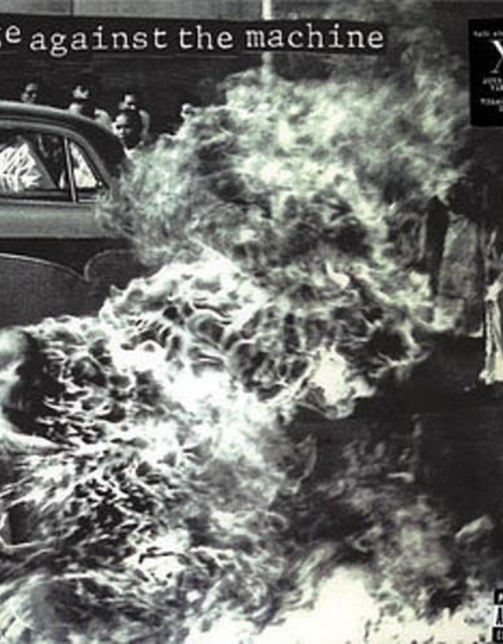 Rage Against the Machine - XX [20th Anniversary]