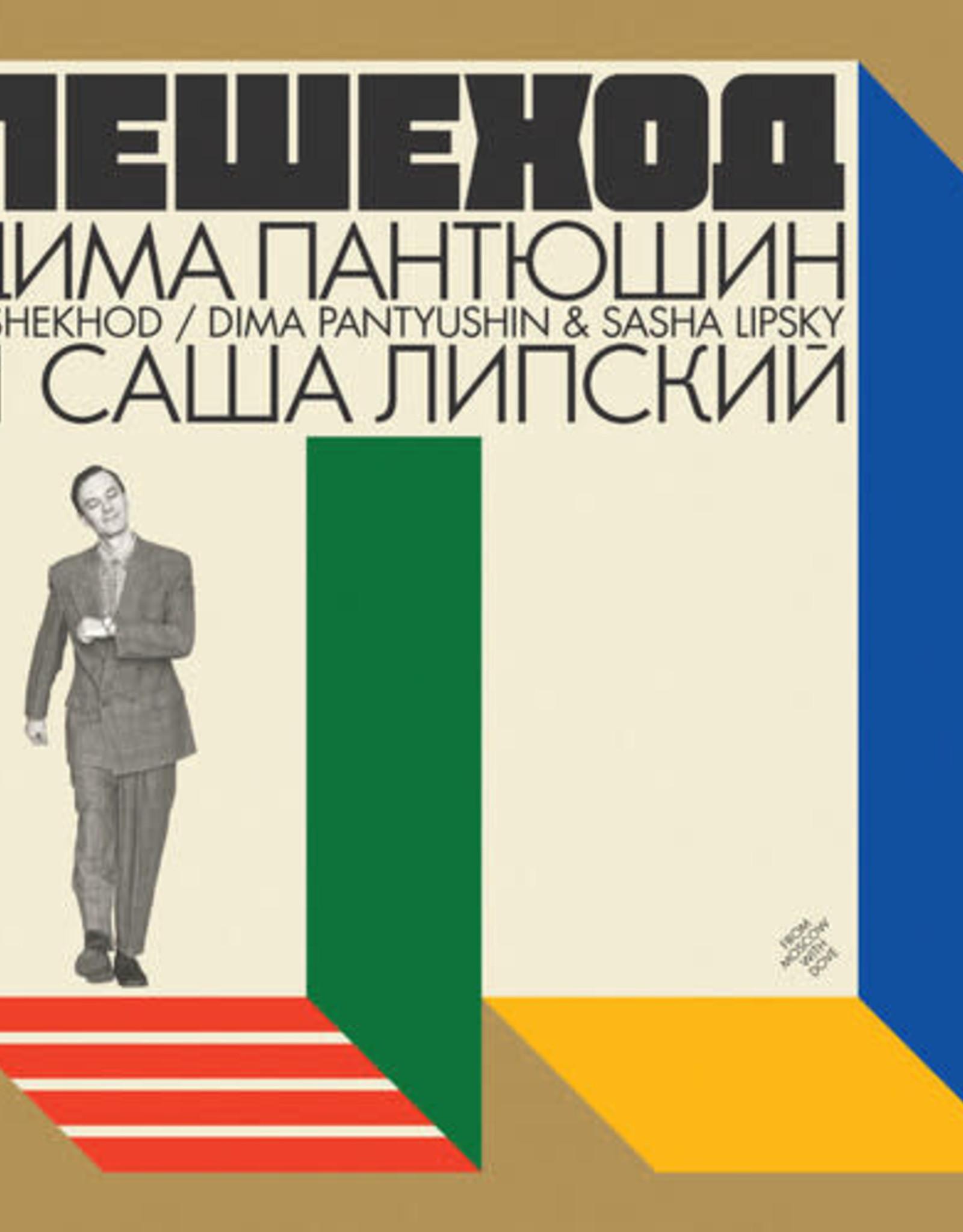 Dima Pantyushin & Sasha Lipsky- Peshekhod