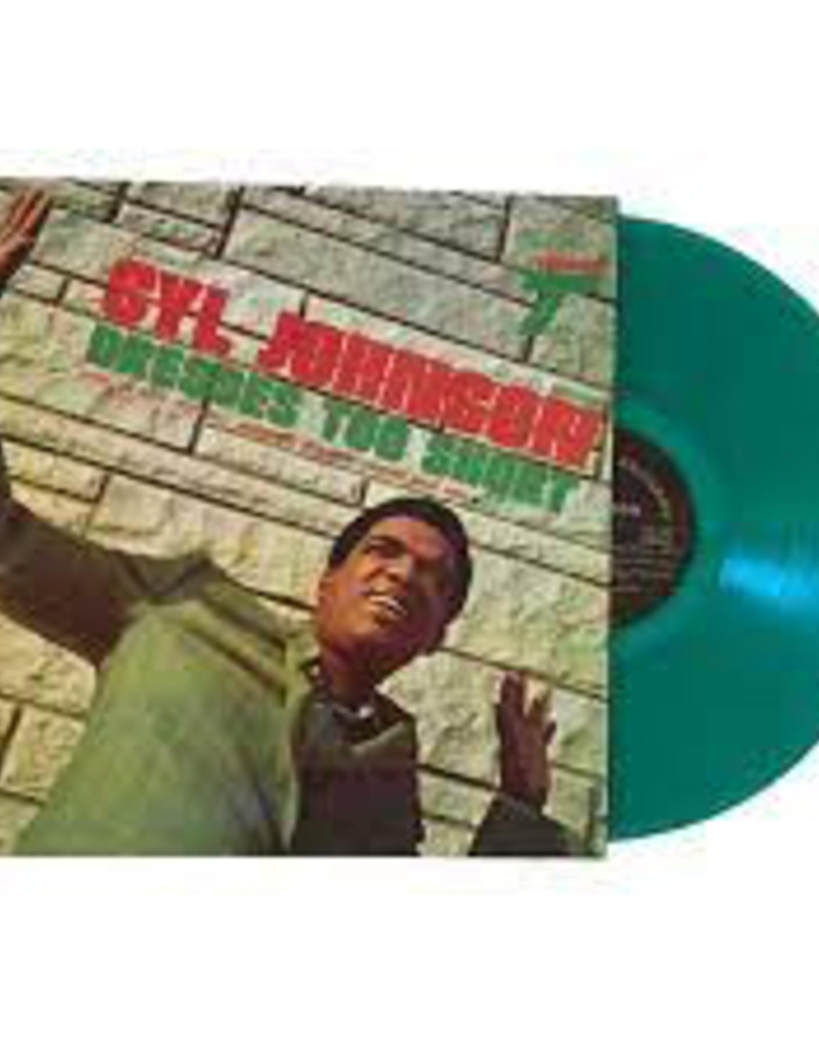 Syl Johnson - Dresses Too Short (Transparent Green Vinyl LP)