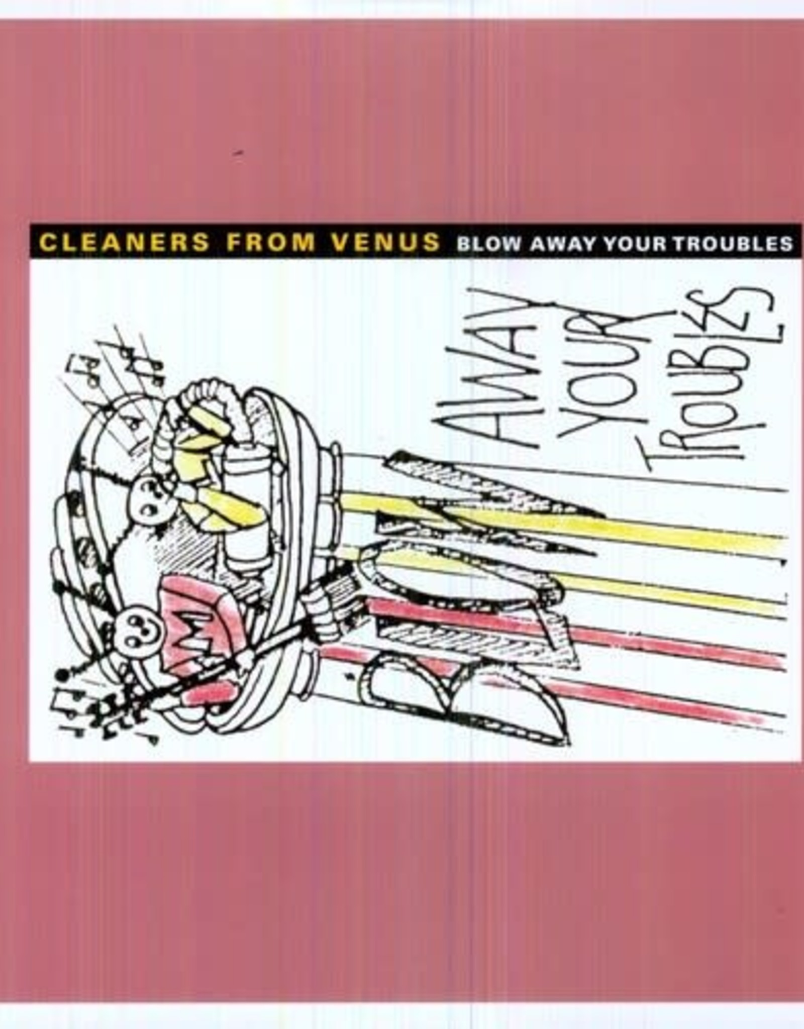 Cleaners From Venus - On Any Normal Monday