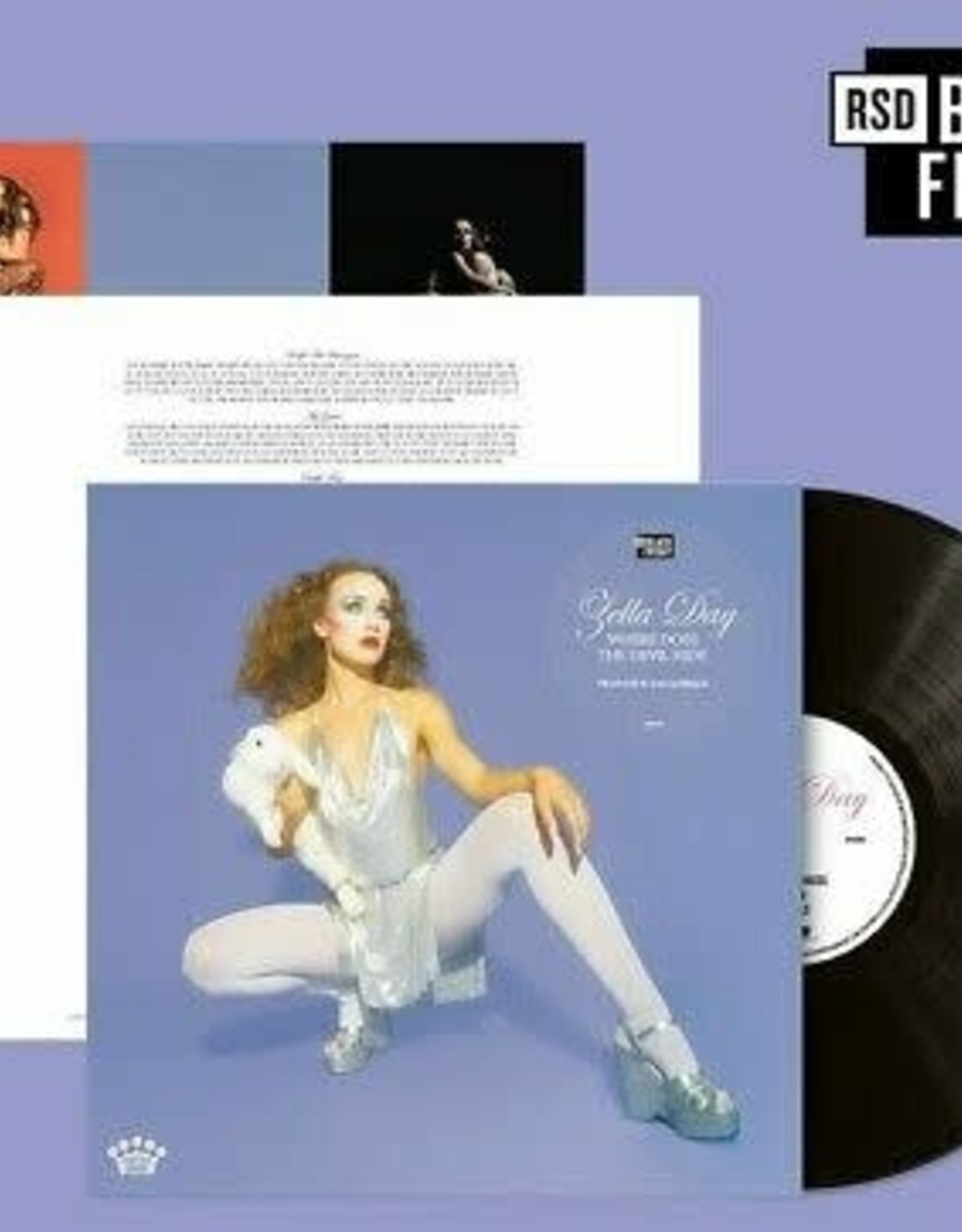 Zella Day - Where Does The Devil Hide (Ep) (RSD 2020 BF)