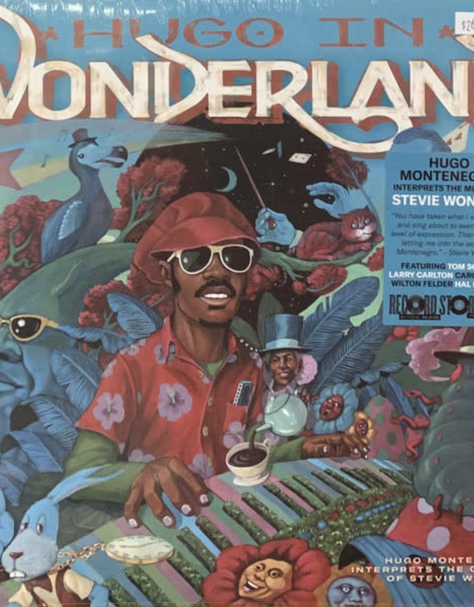 Hugo Montenegro - Hugo In Wonderland (RSD 2020)