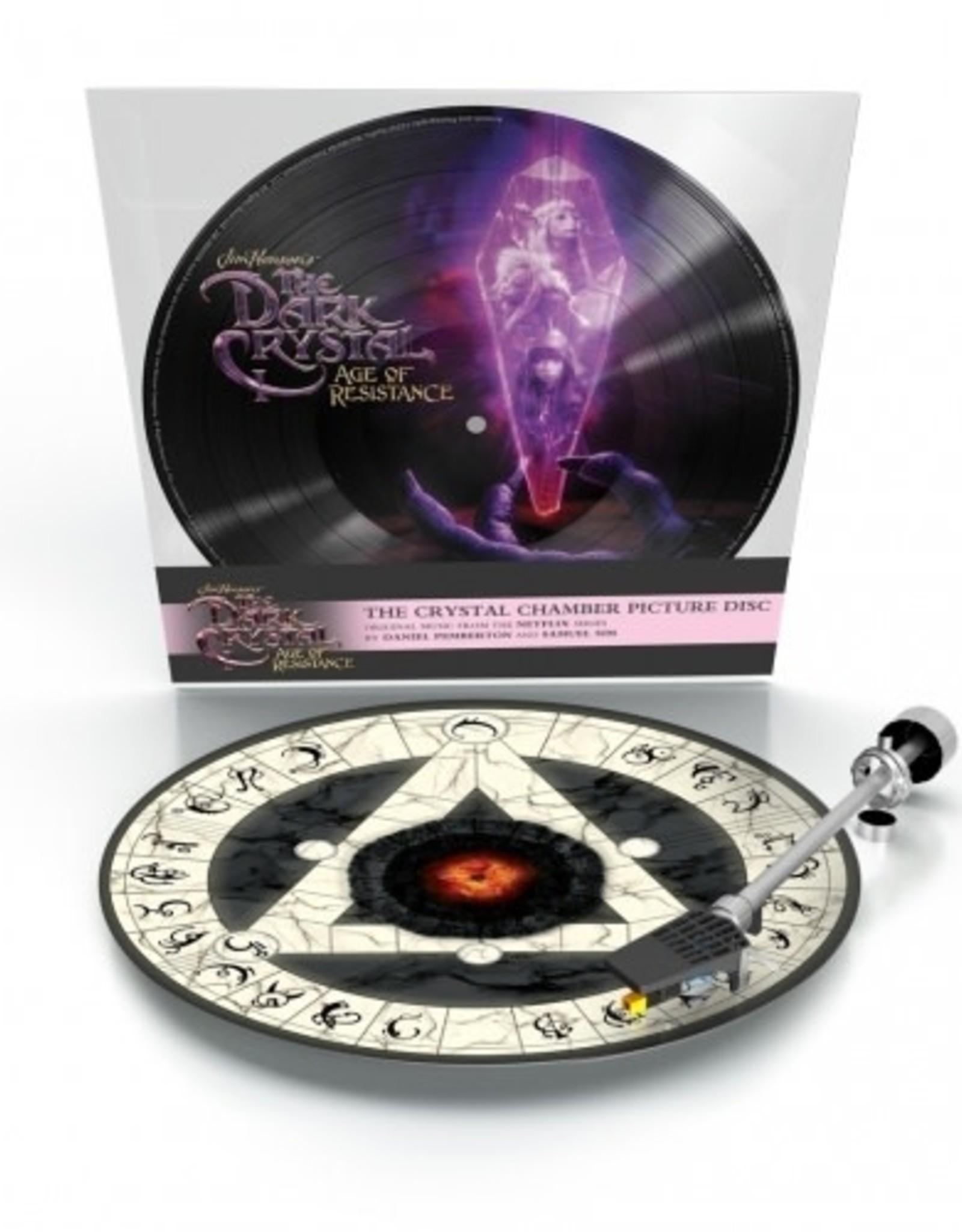 Sim Samuel; Daniel Pemberton - Dark Crystal: Age Of Resistance - The Crystal Chamber (Picture Disc)