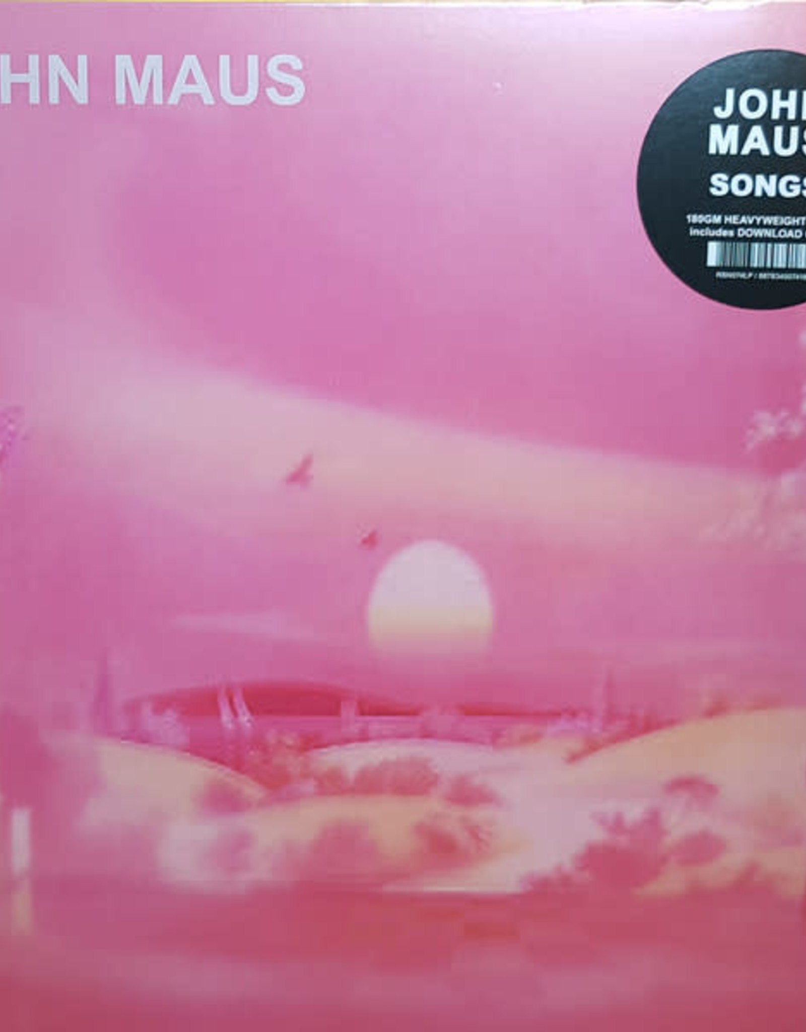 John Maus - Songs