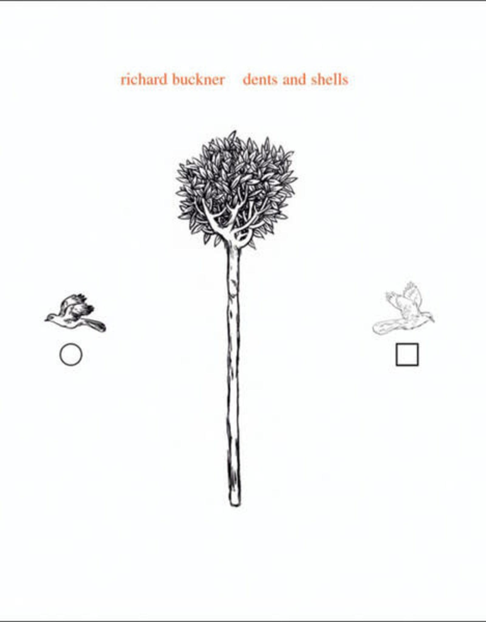 Richard Buckner - Dents And Shells Lp