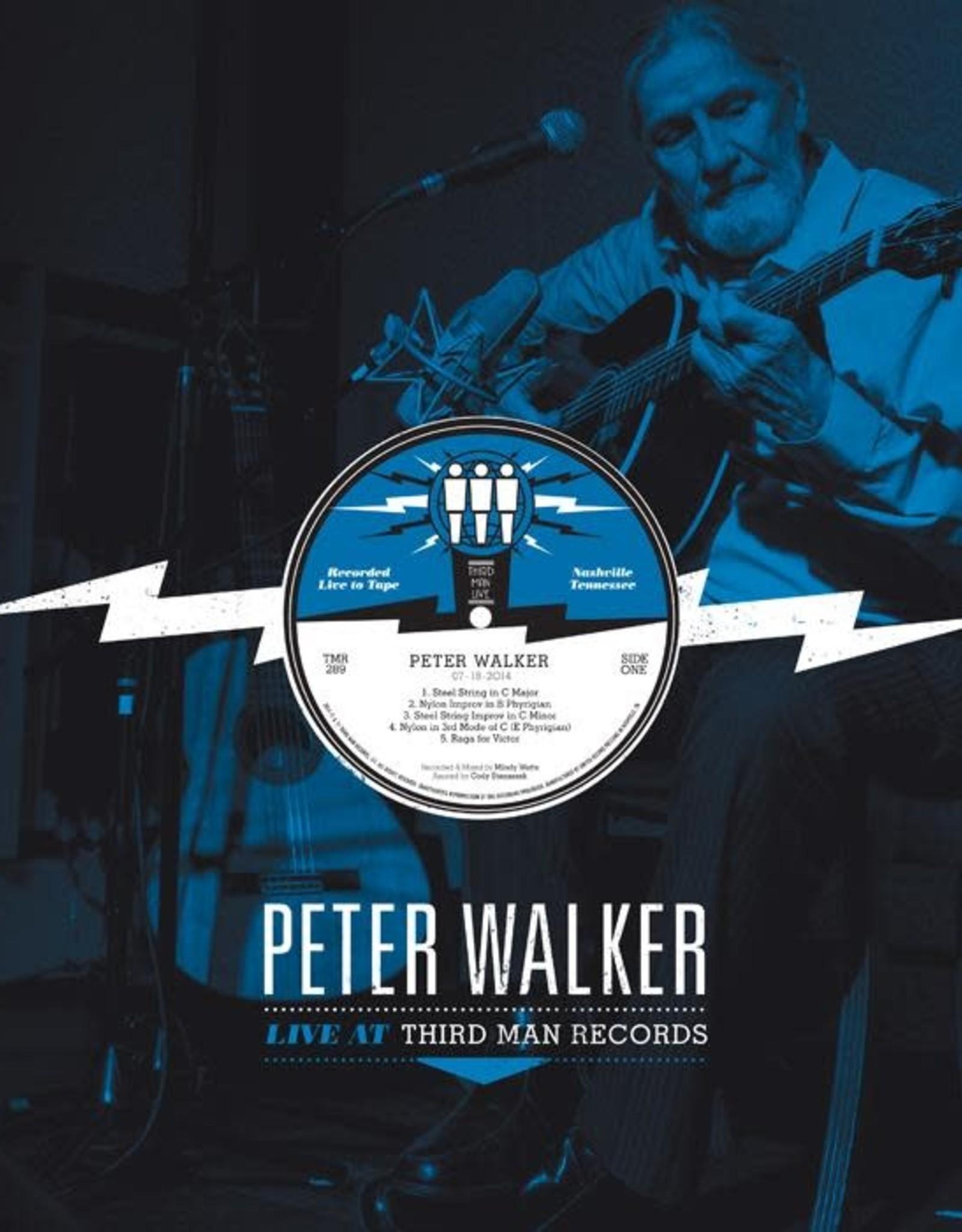 "Peter Walker - Live At Third Man Records (12"" Vinyl)"