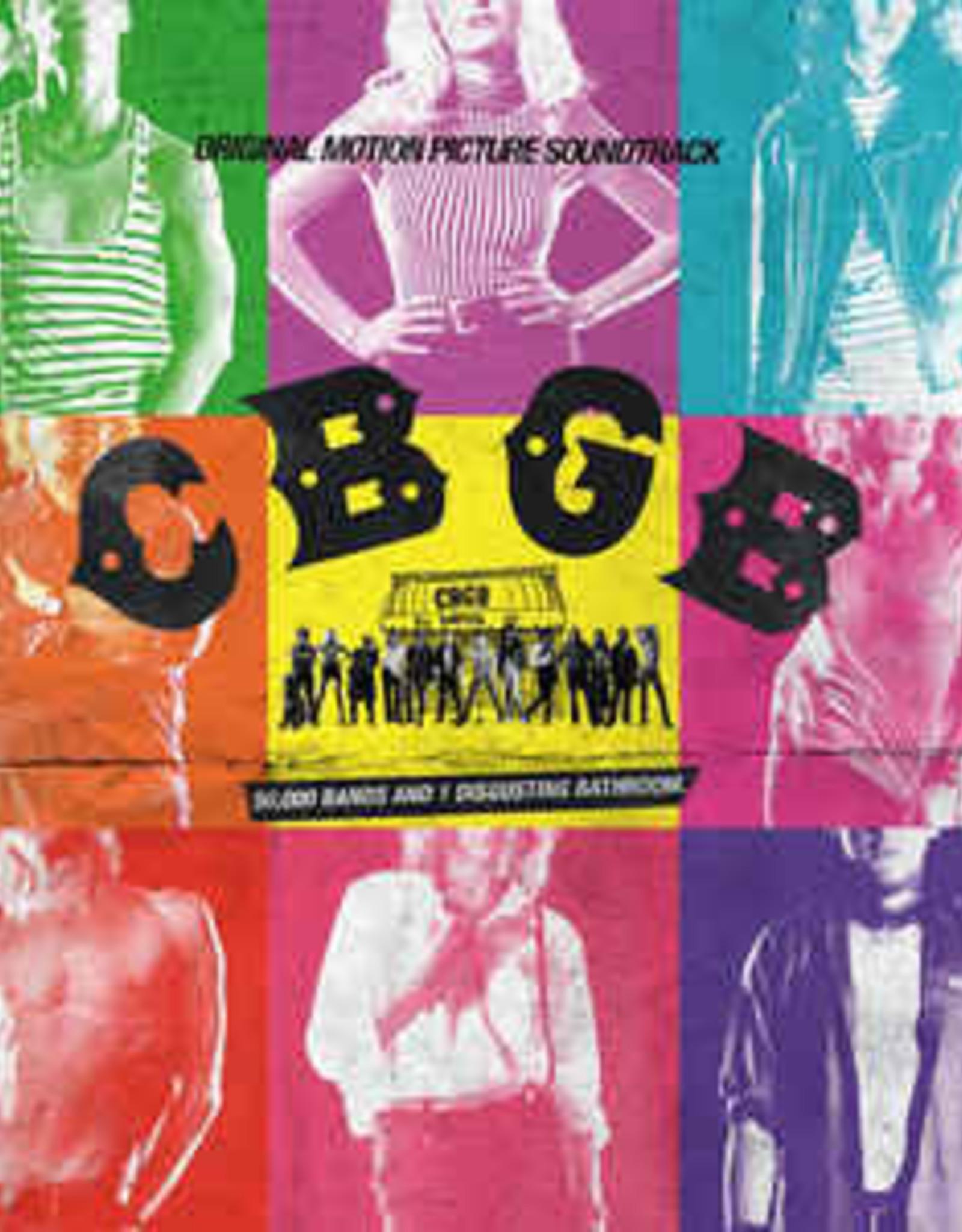 Cbgbs Original Motion Picture Soundtrack - Cbgbs (2Lp)