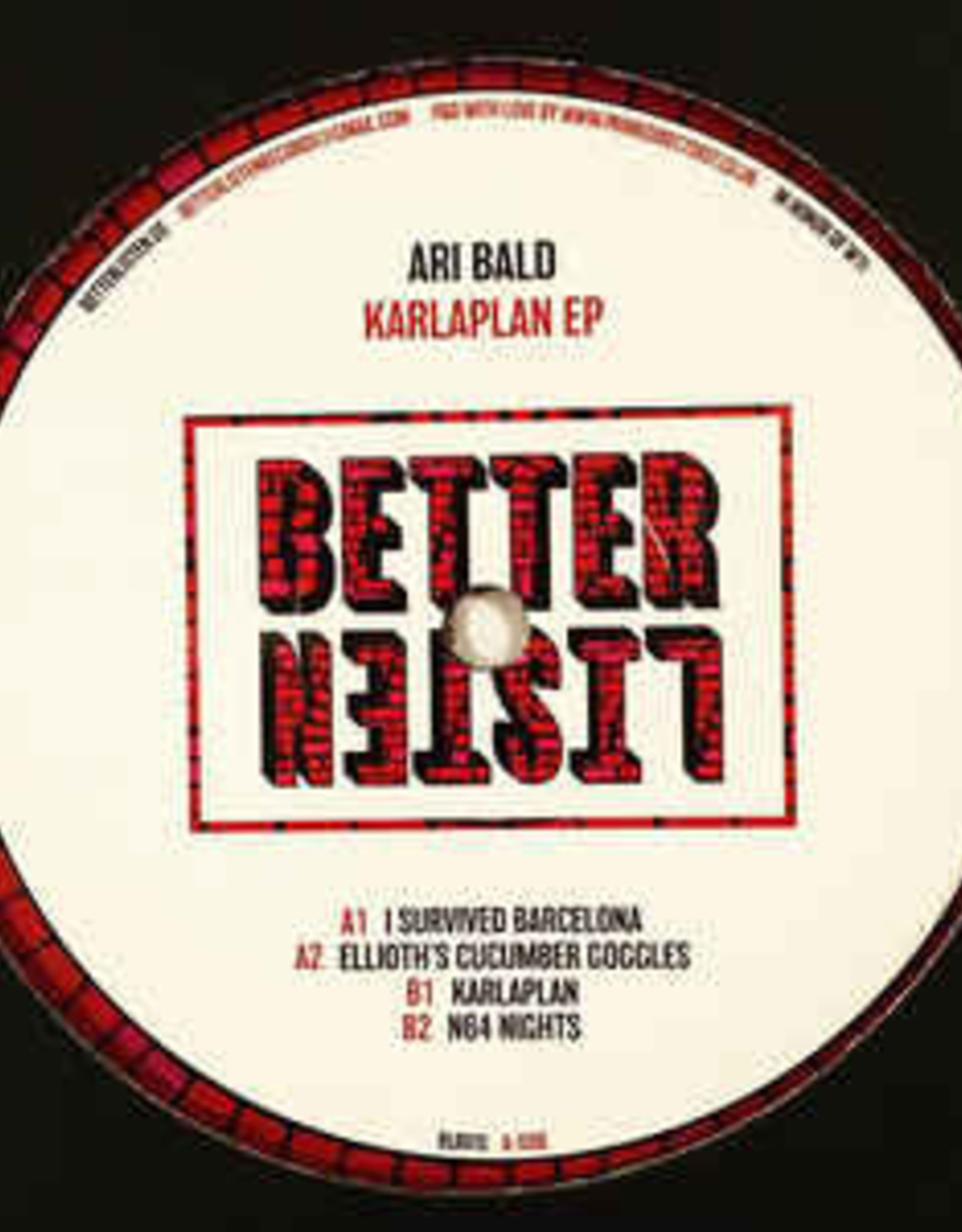 Better Listen 13 - Better Listen 13