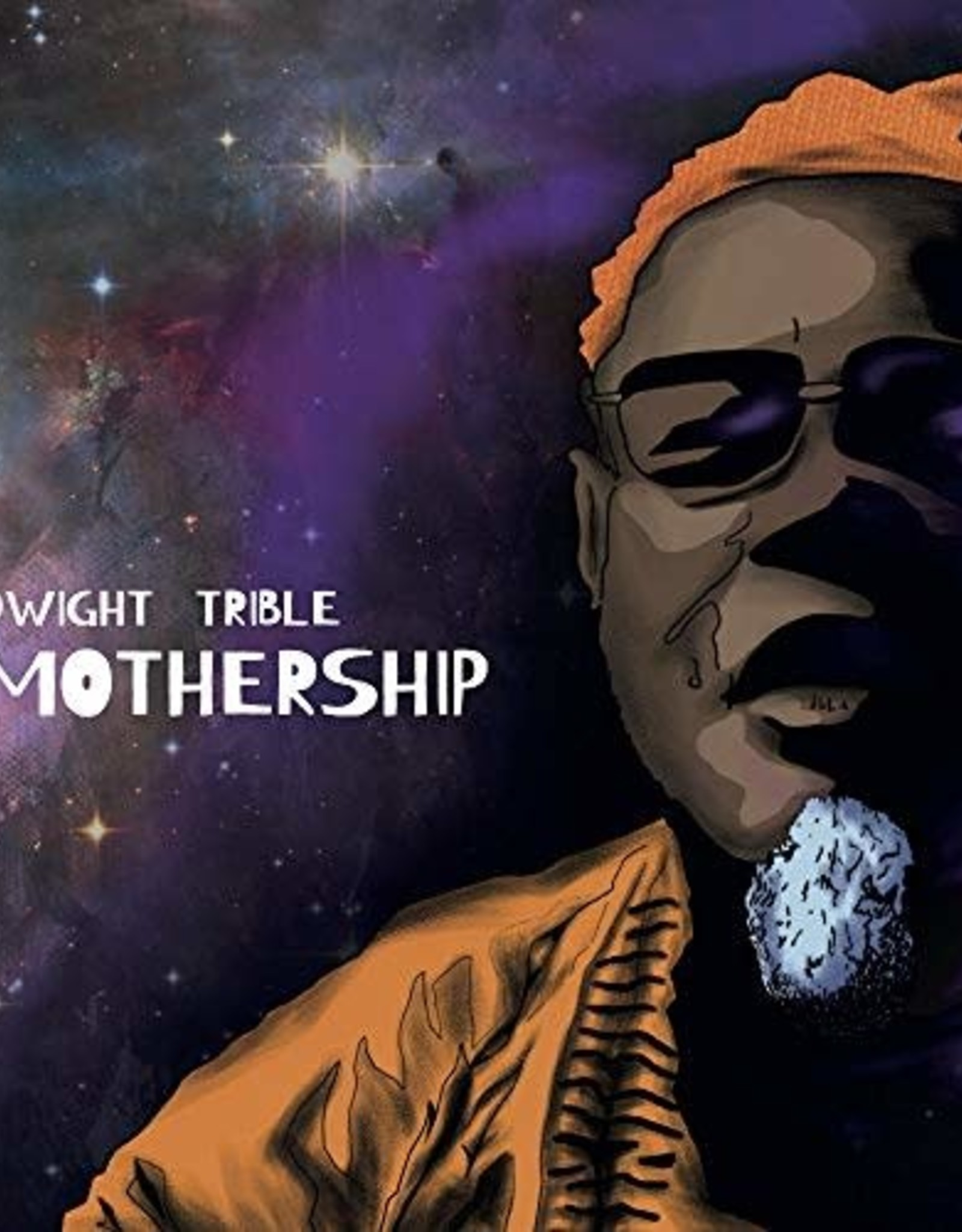 Dwight Trible - Mothership (Indie Only / Cosmic Vinyl)