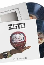 """Zgto - A Piece Of The Geto (12"""" Limited Edition Smoke Marbled Vinyl)"""