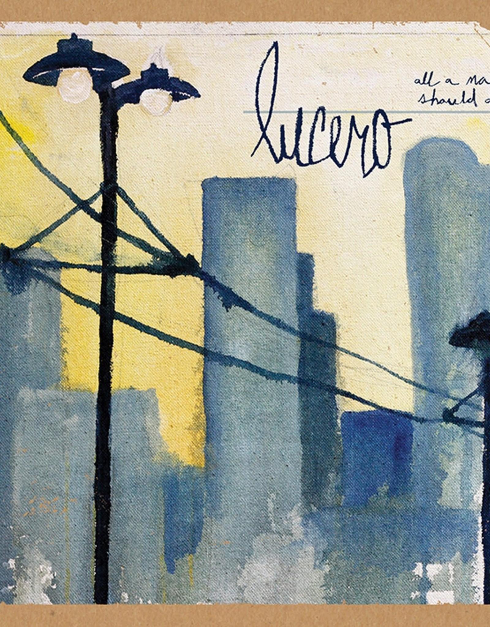 Lucero - All A Man Should Do - Lp