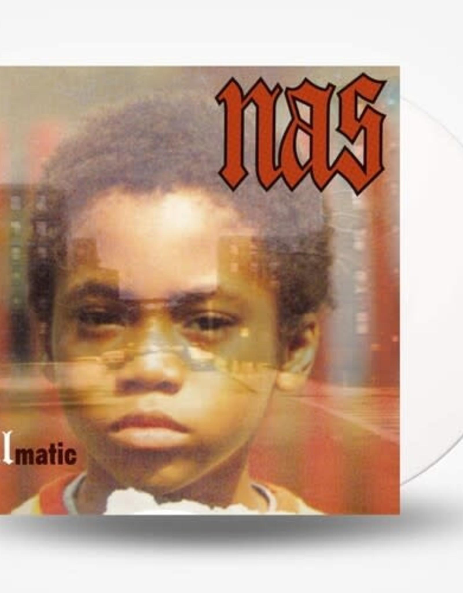 Nas - Illmatic (Clear Vinyl) [Import]