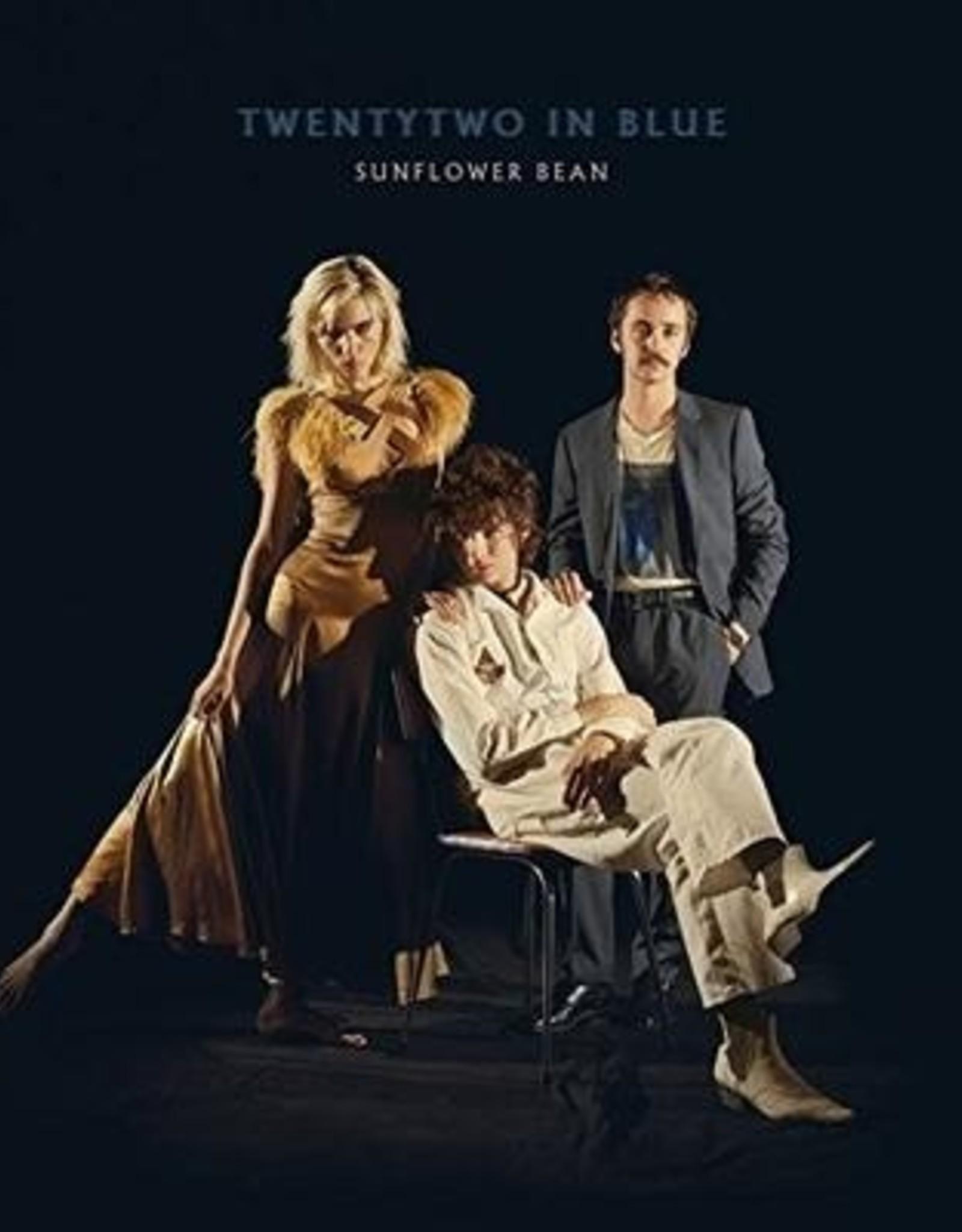Sunflower Bean - Twentytwo In Blue (Indie Only Light Blue Vinyl)
