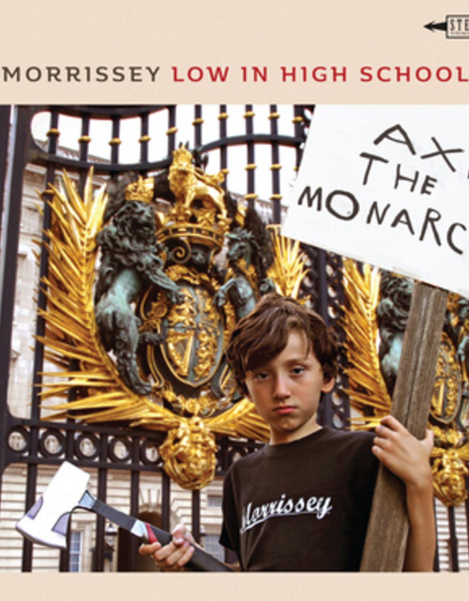 Morrissey - Low In High School (French Version) (Blue Vinyl)