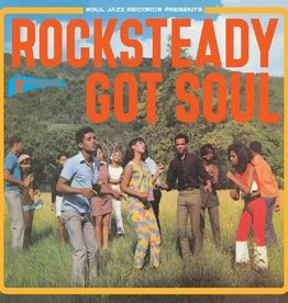 Various - SoulJazz Presents Rocksteady Got Soul