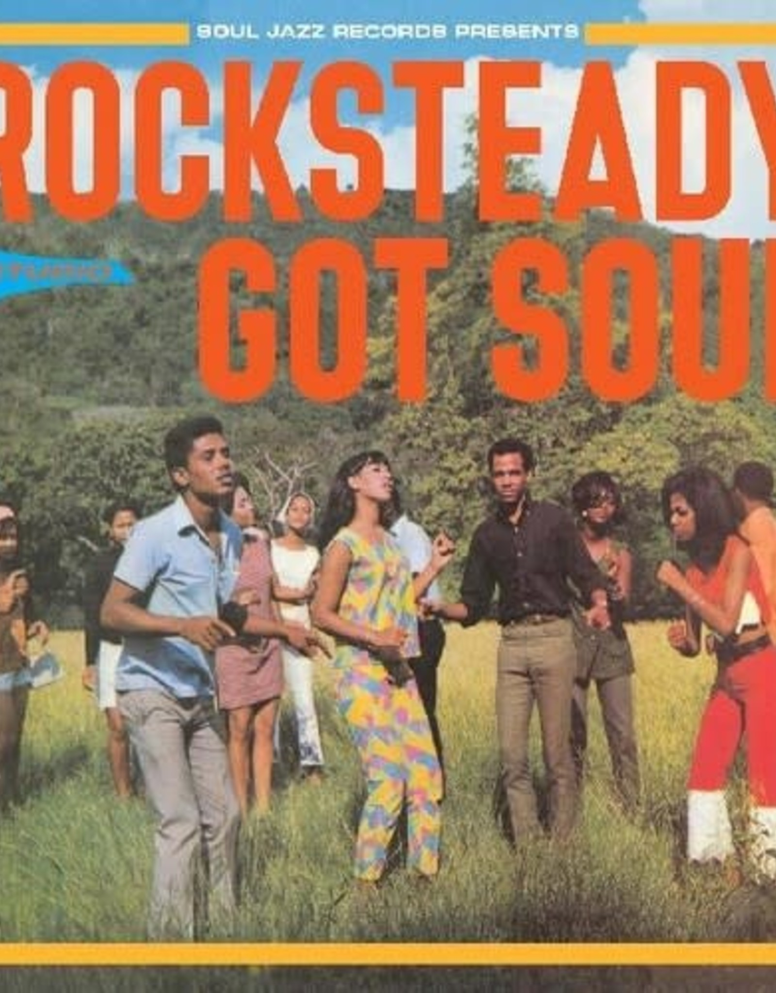 Various - SoulJazz Presents Rocksteady Got Soul