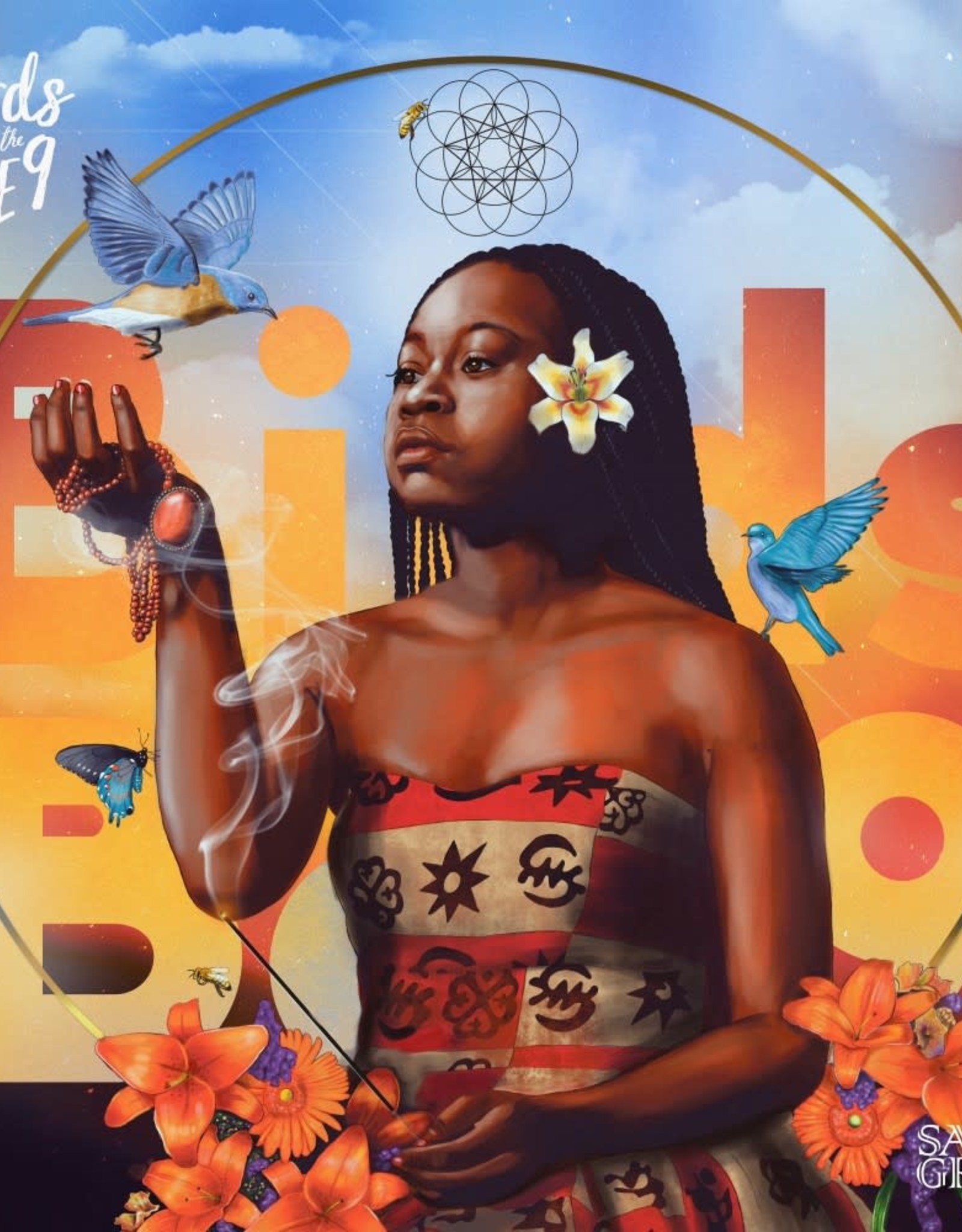 Sampa The Great - Birds And The Bee9 (Color Vinyl)