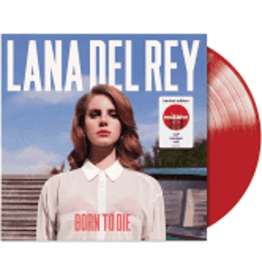 Lana Del Rey - Born to Die (Red Vinyl)