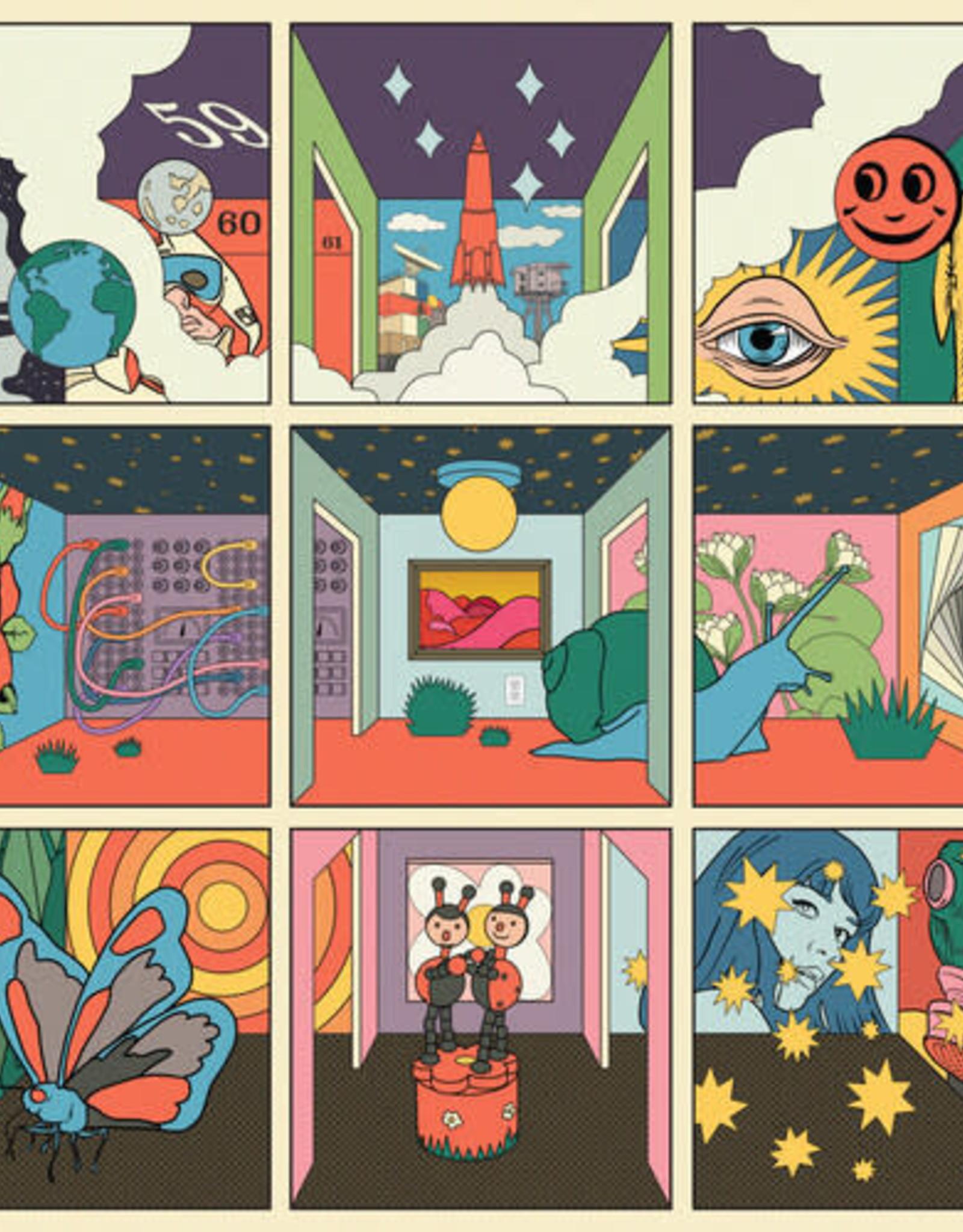 Strfkr - Future Past Life  (Opaque Orange Vinyl)