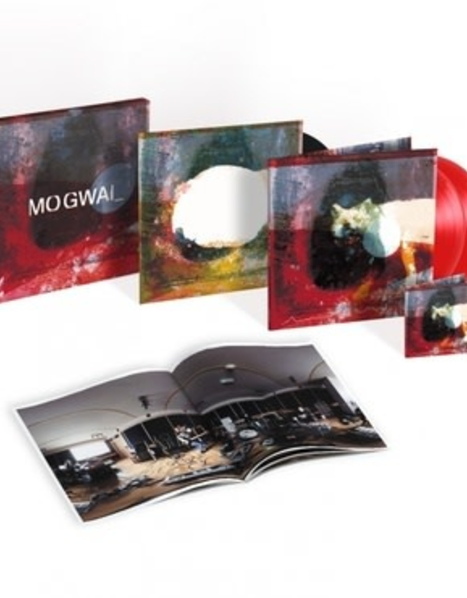Mogwai - As the Love Continues (Deluxe Box Double Red Vinyl)
