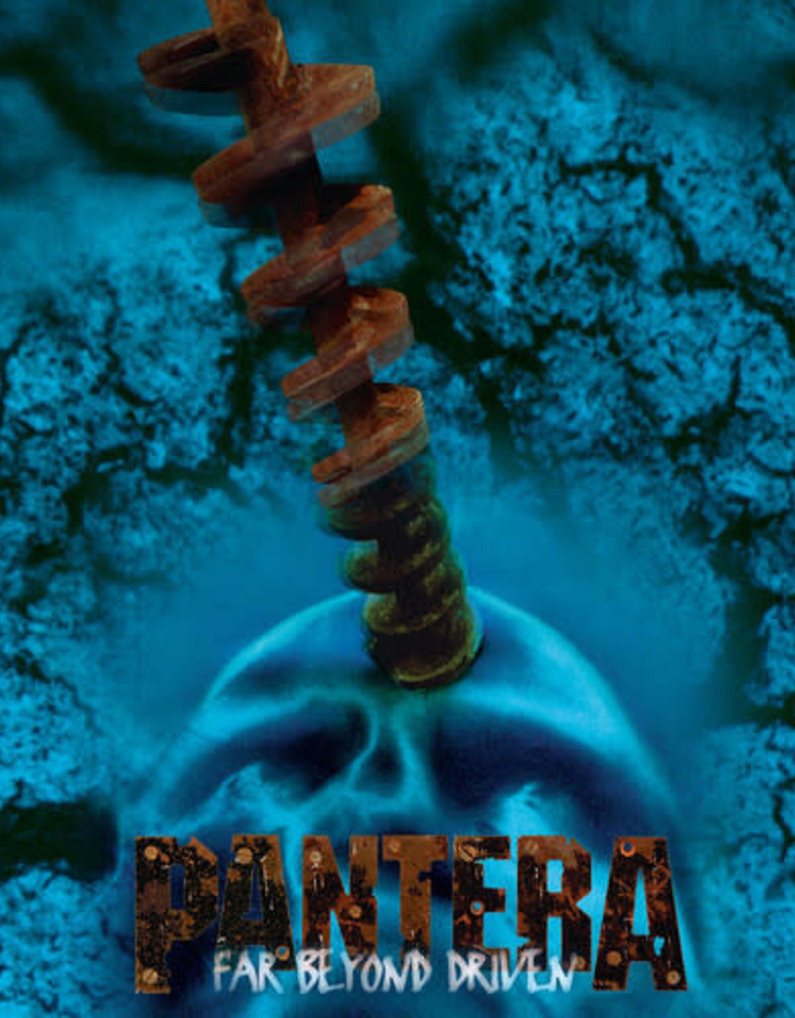 Pantera - Far Beyond Driven (Blue Marbled Vinyl)